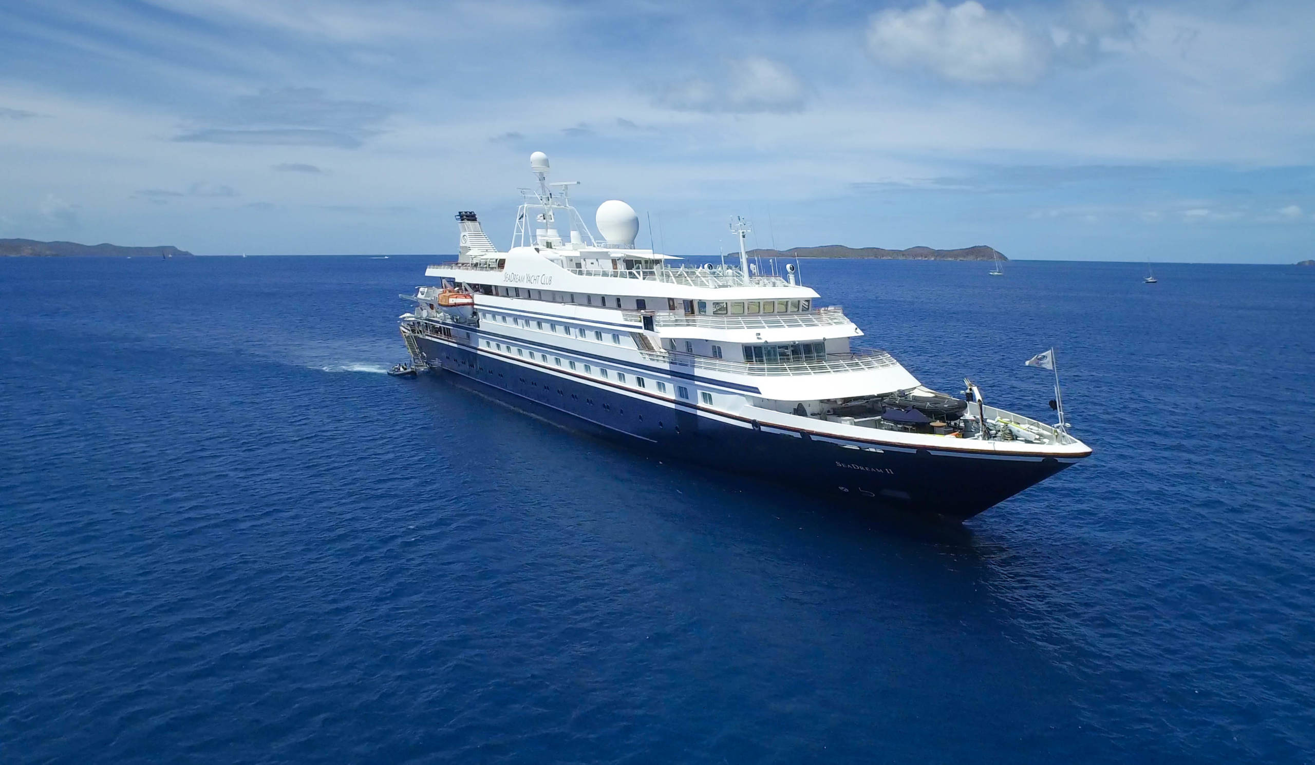 The first cruise ship to resume sailing in the Caribbean is having a COVID scare