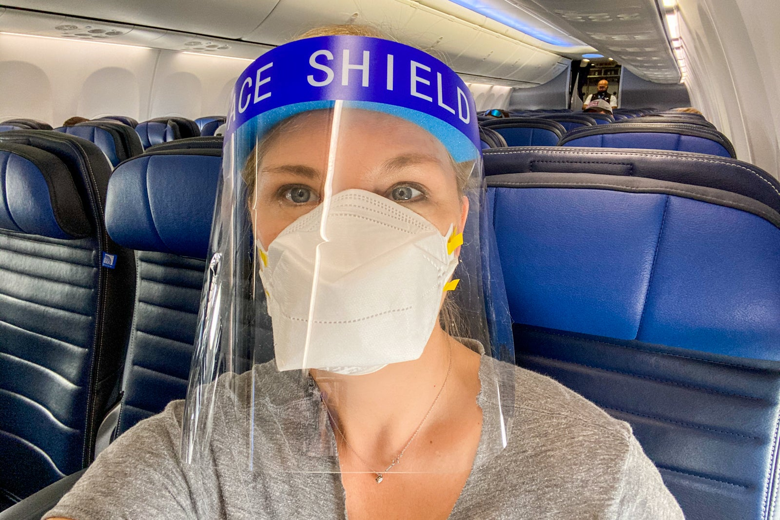 Why I declined first class upgrades during the pandemic
