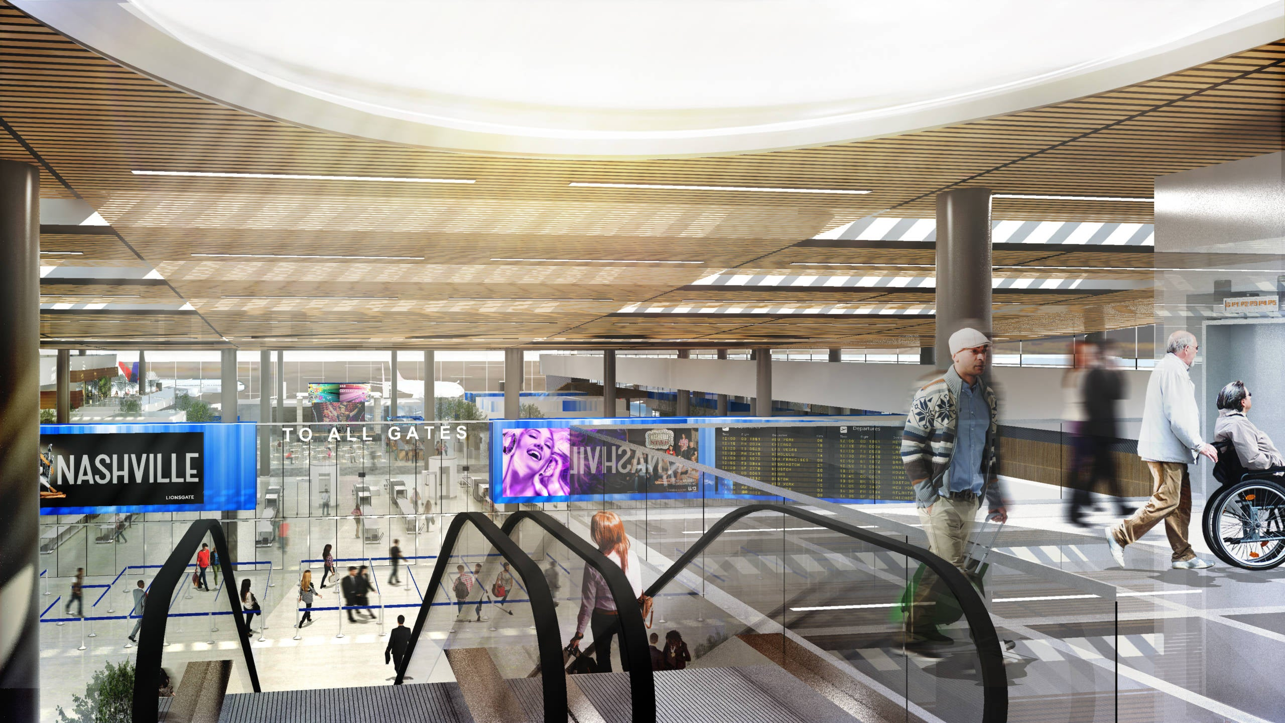 Nashville Airport newest example of why you need to plan ahead before your next airport trip