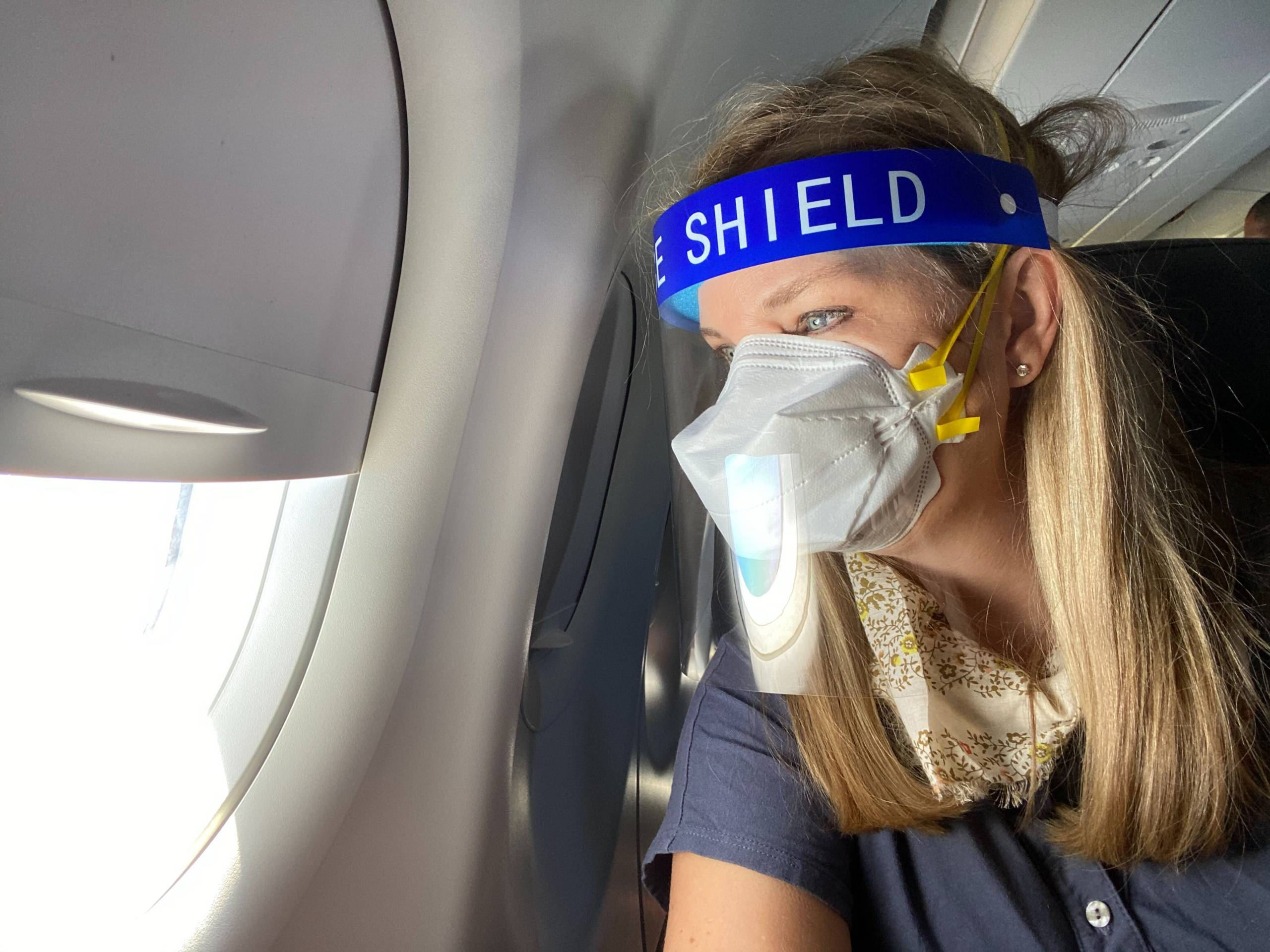 Face shields and sanitizer: What to pack if you're flying during the pandemic