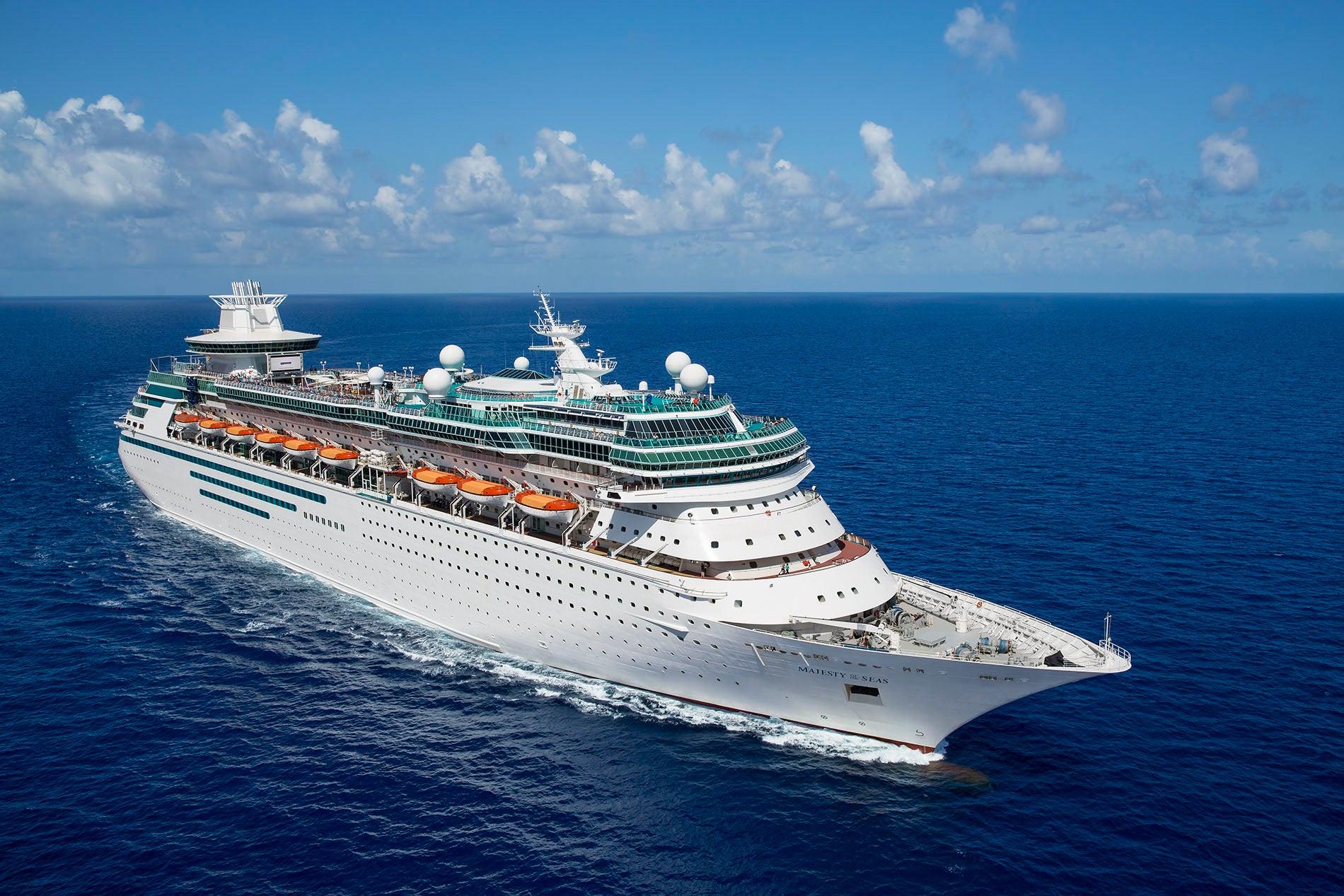 Royal Caribbean to slash fleet size with departure of older vessels