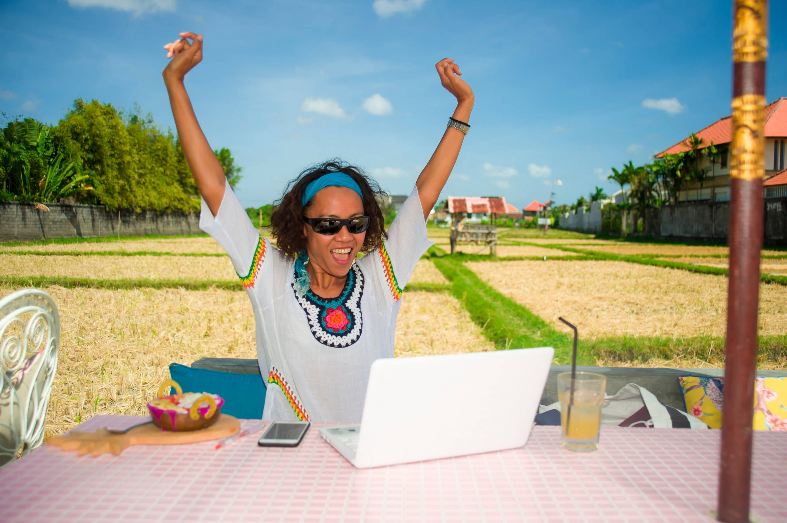 Bermuda, Georgia are the latest to offer a remote working abroad option