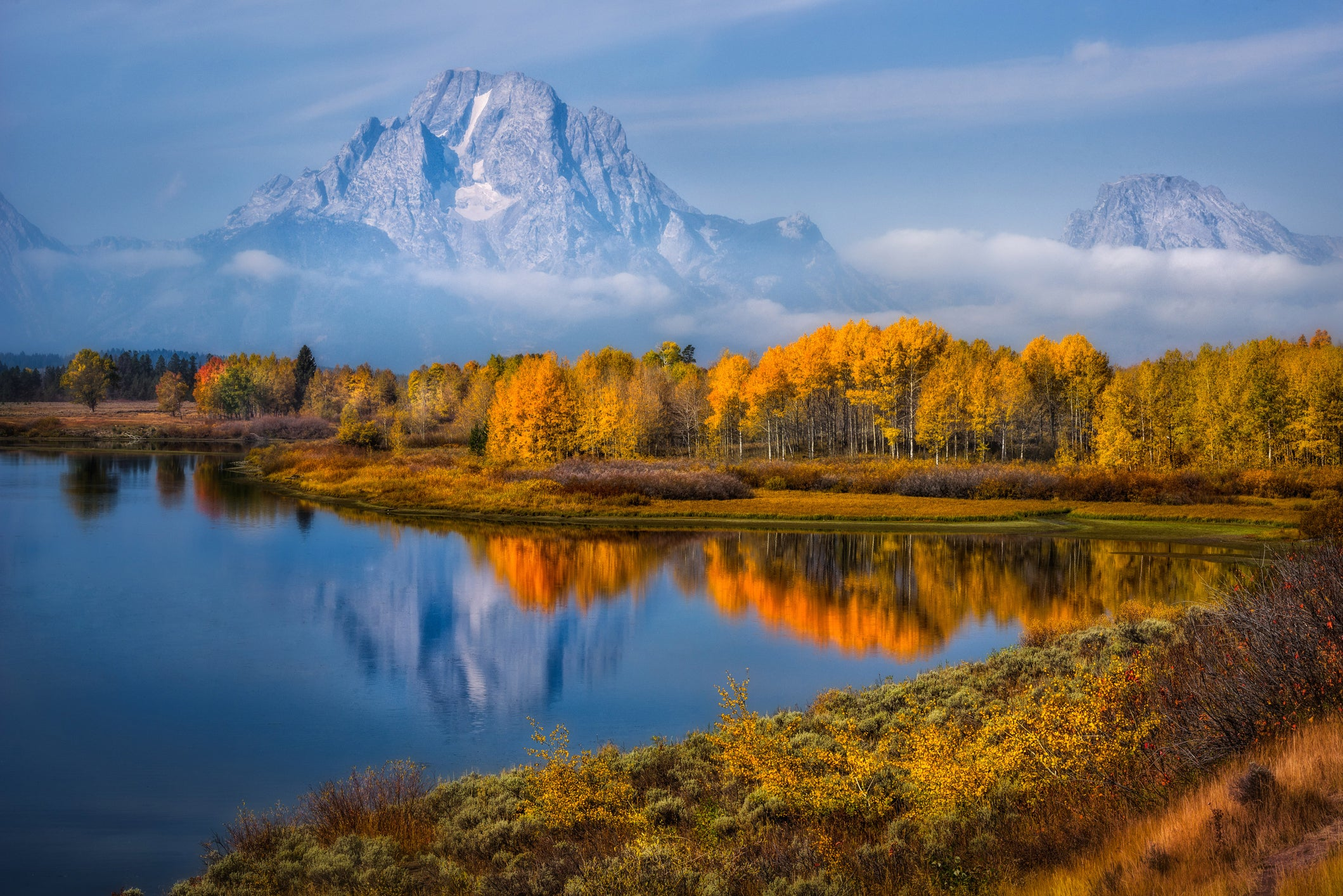 These are the best national parks to visit in the fall