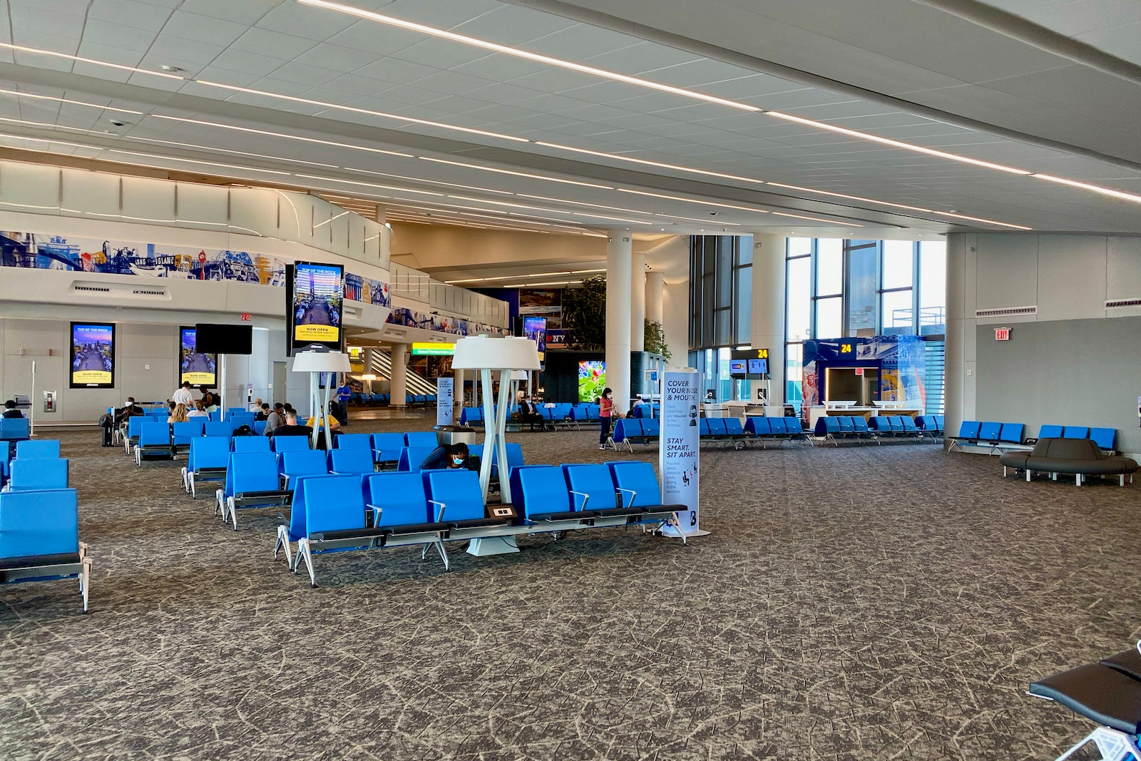 First look at American Airlines' brand-new terminal at LaGuardia Airport