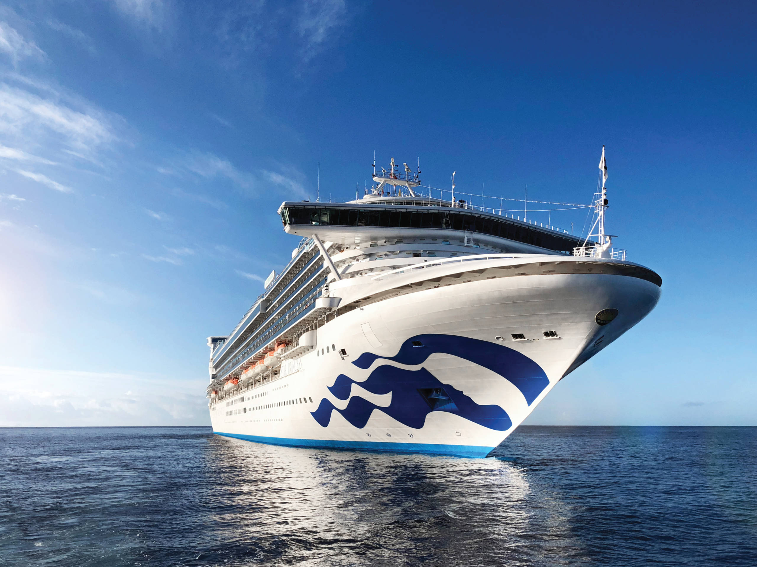 Princess Cruises pauses select voyages until November 2021