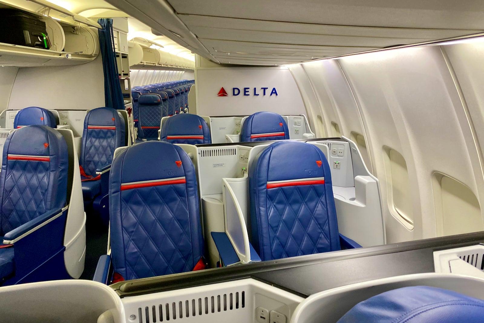 Delta retaliates against American, JetBlue with more lie-flats to LA - The Points Guy