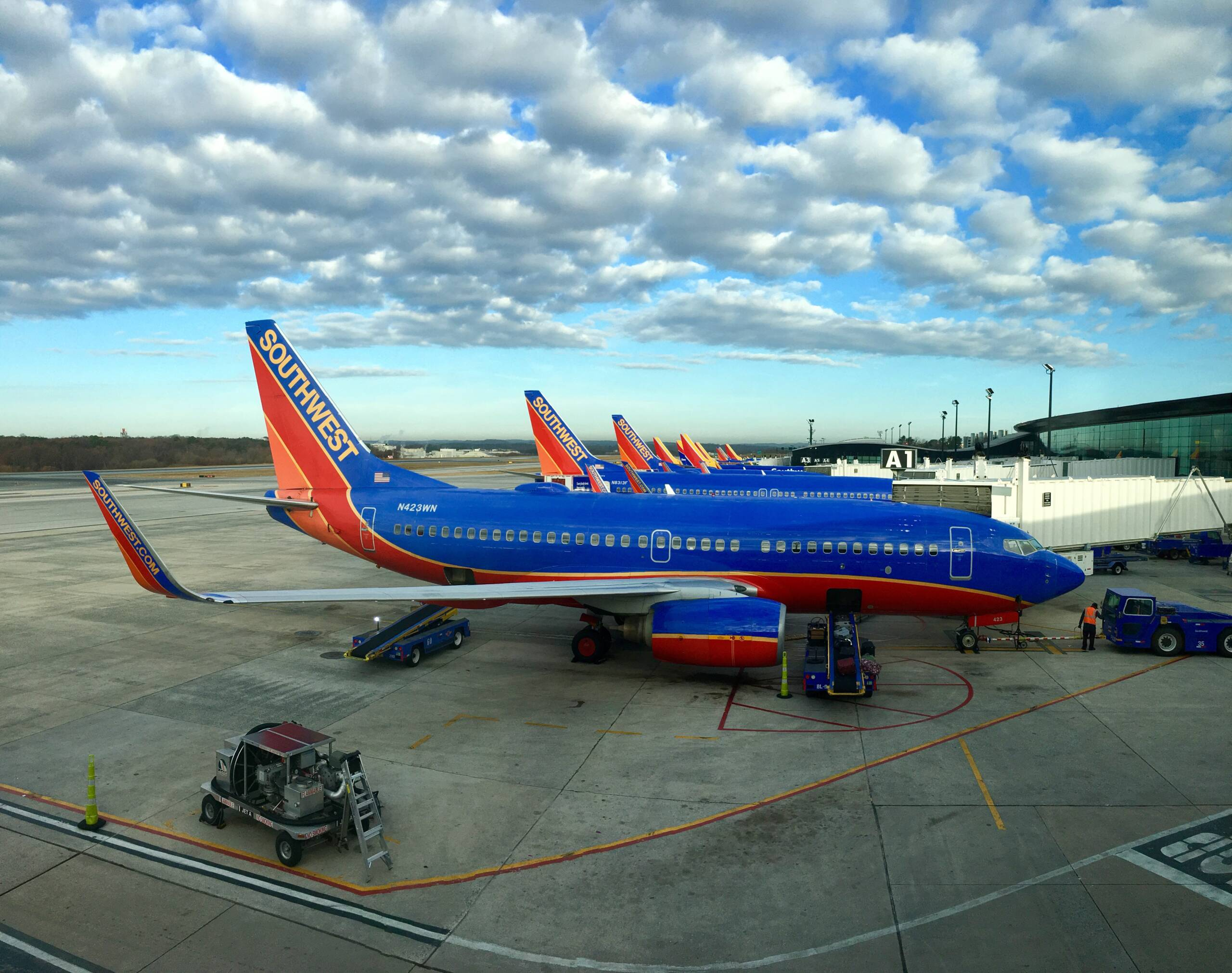 Get a 20% bonus when you transfer Ultimate Rewards points to Southwest