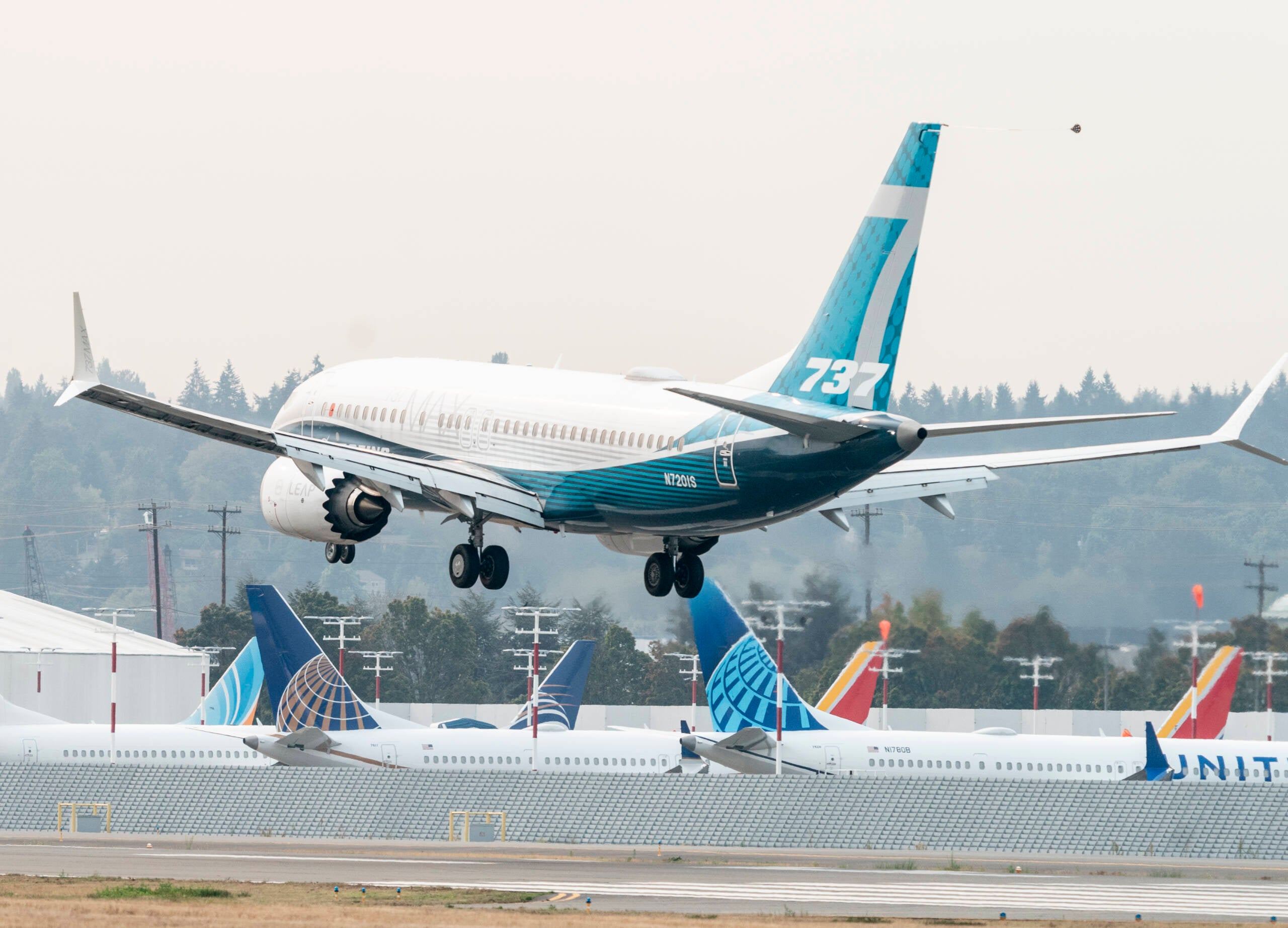 FAA re-certifies the Boeing 737 MAX after 20-month grounding