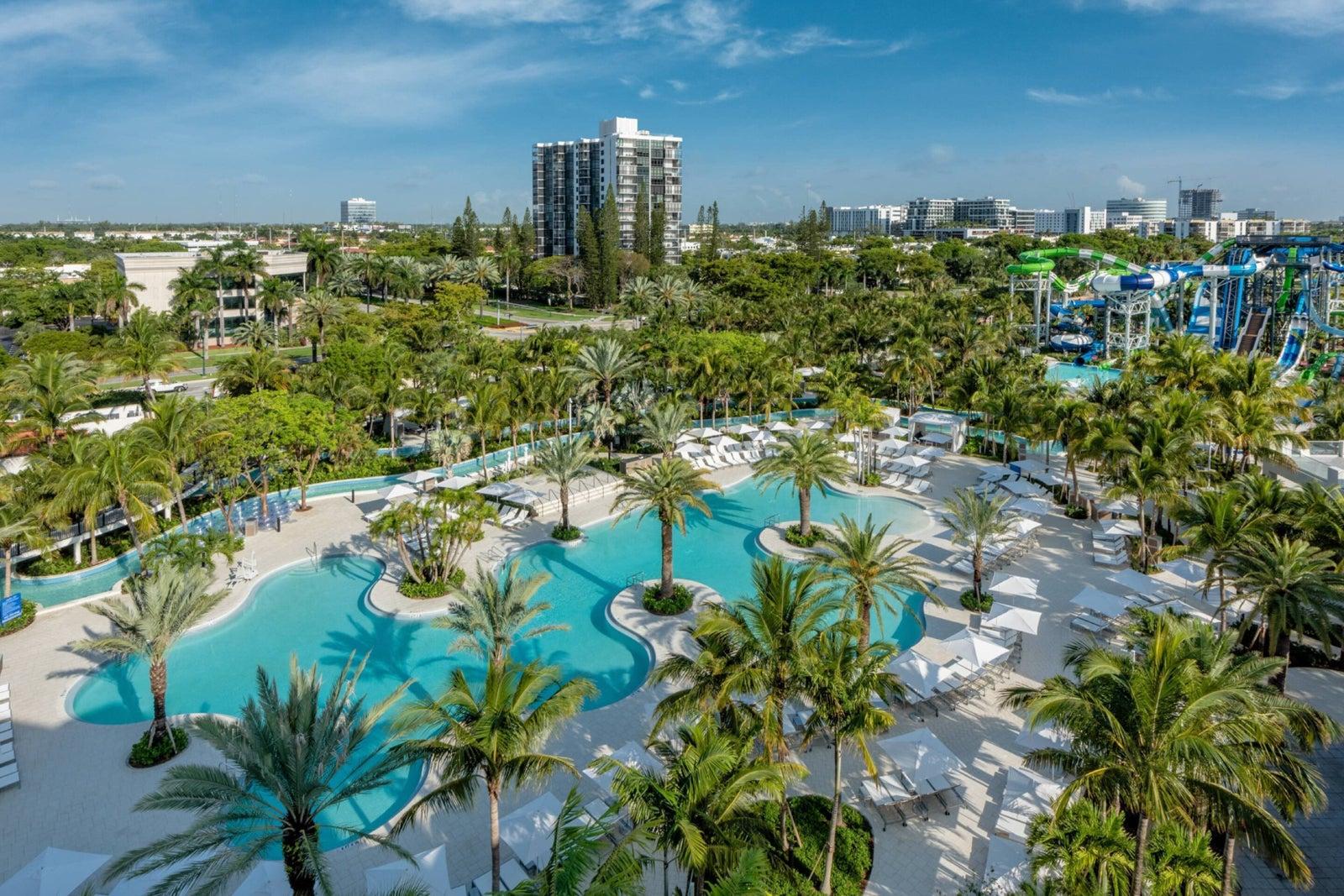 The JW Marriott Miami Turnberry Resort & Spa. (Photo courtesy of Marriott)