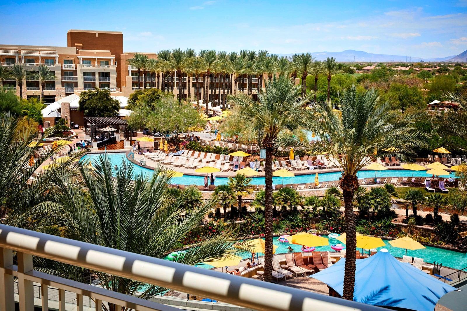 The JW Marriott Phoenix Desert Ridge Resort & Spa. (Photo courtesy of Marriott)