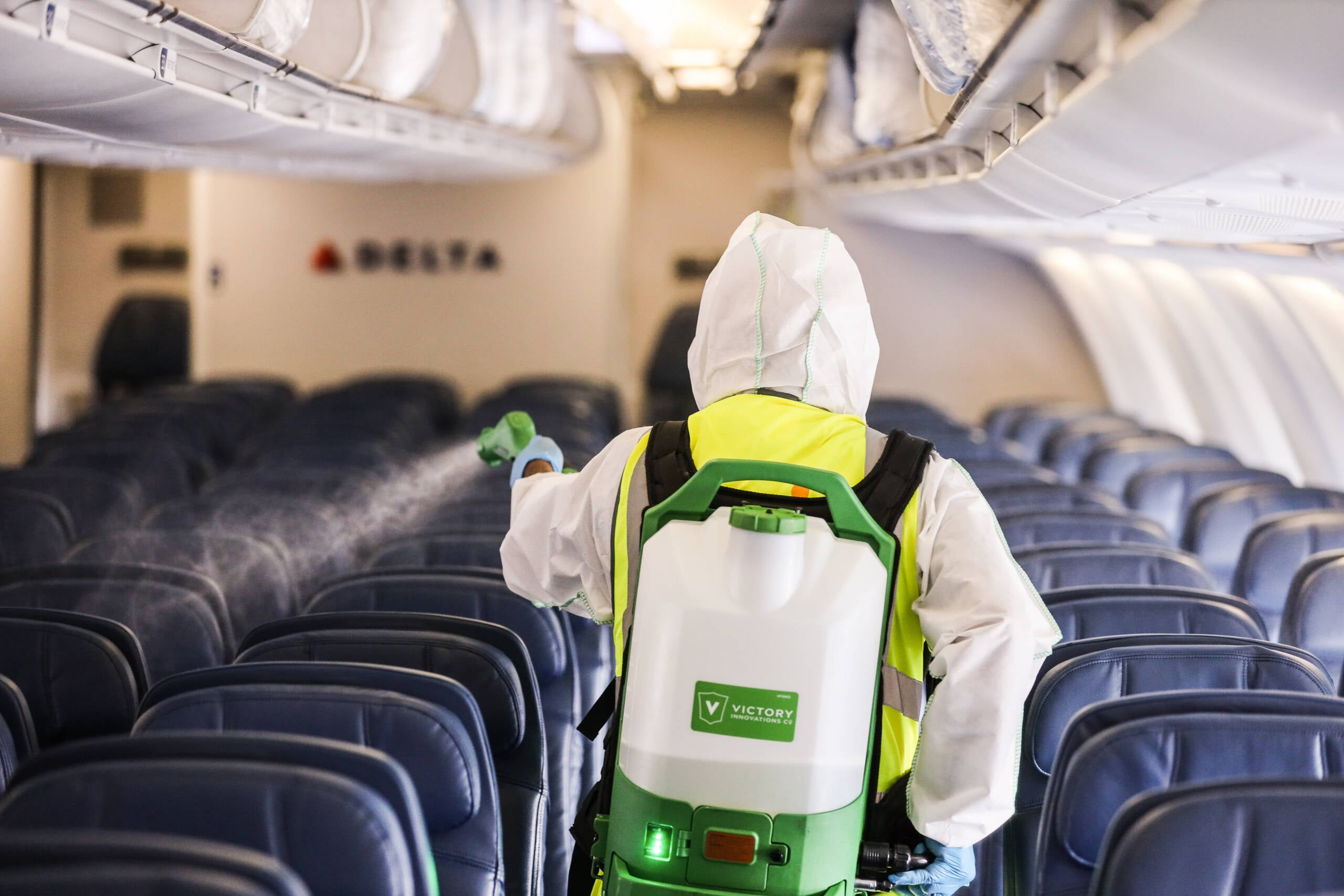 Spotlight on safety: How airlines are keeping passengers safe