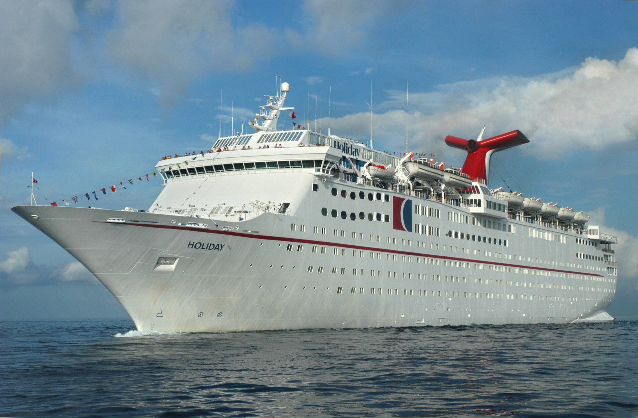 Got a few million to spare? You now can own your very own Carnival cruise ship