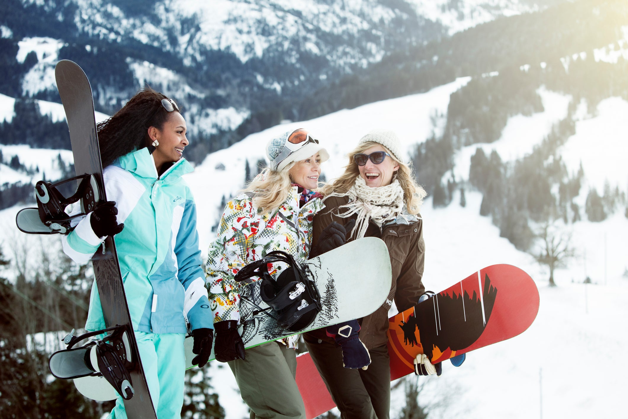 snowboarders.'