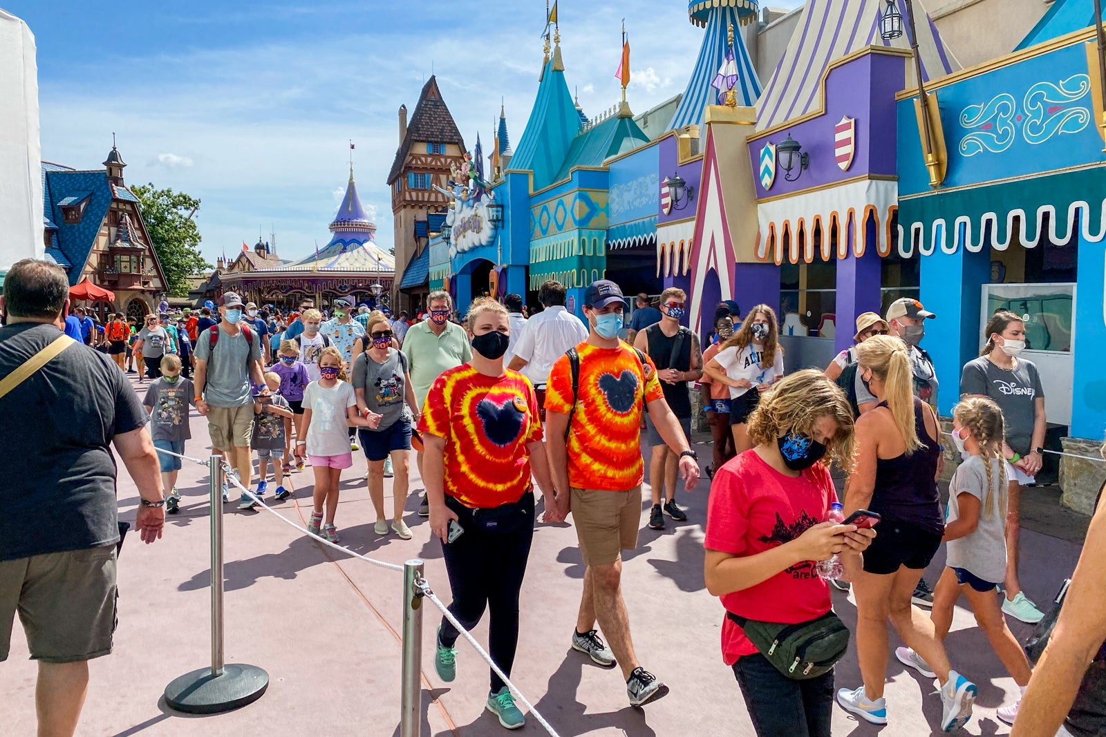 Theme parks in 2021: What's open, what's not and how the experience has changed - The Points Guy