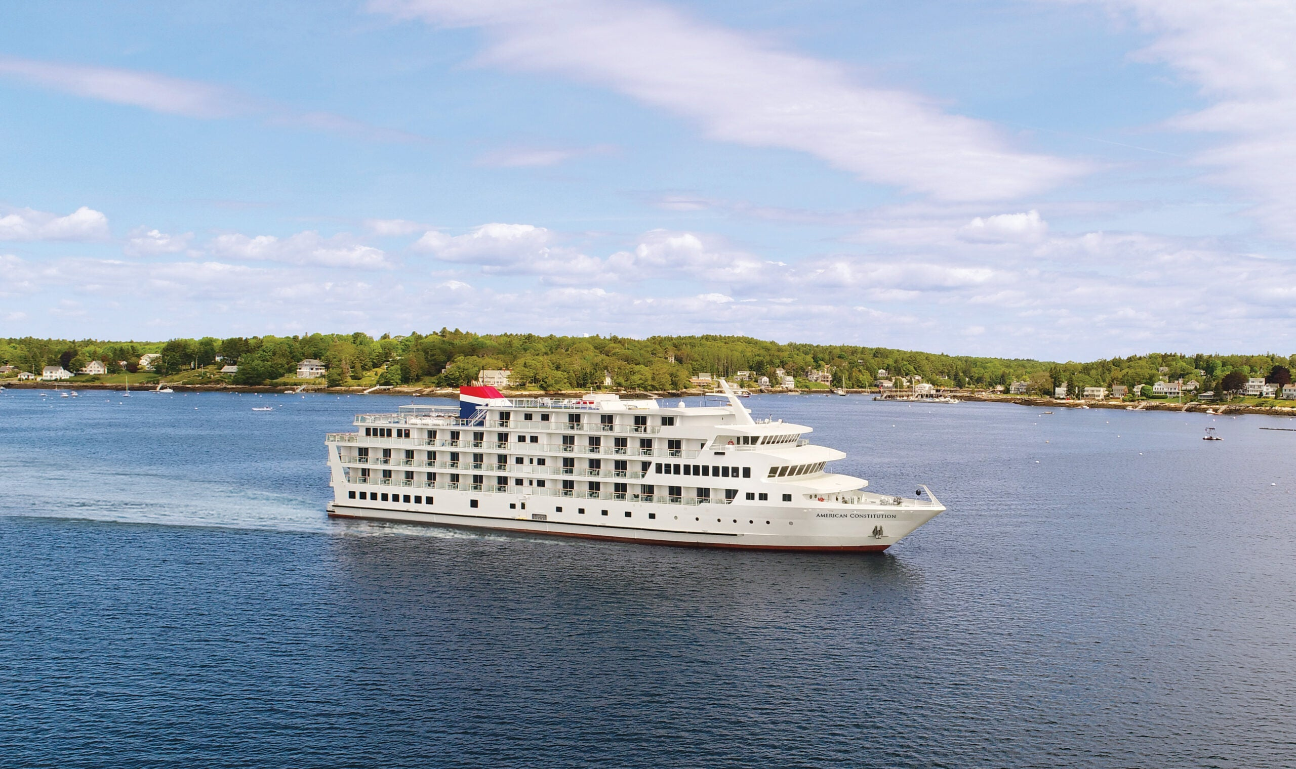 Demand for cruises on small ships jumps in wake of COVID outbreak