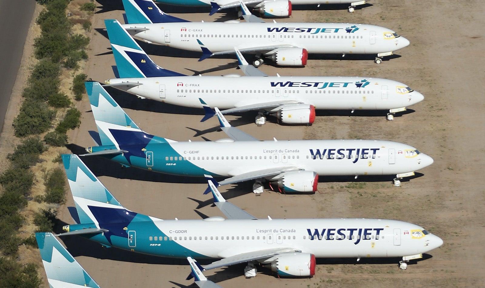 WestJet cuts 5 cities in eastern Canada, blames coronavirus and fee increases