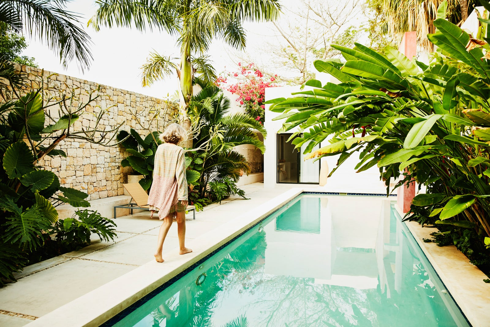 The best perks of working from a hotel or resort