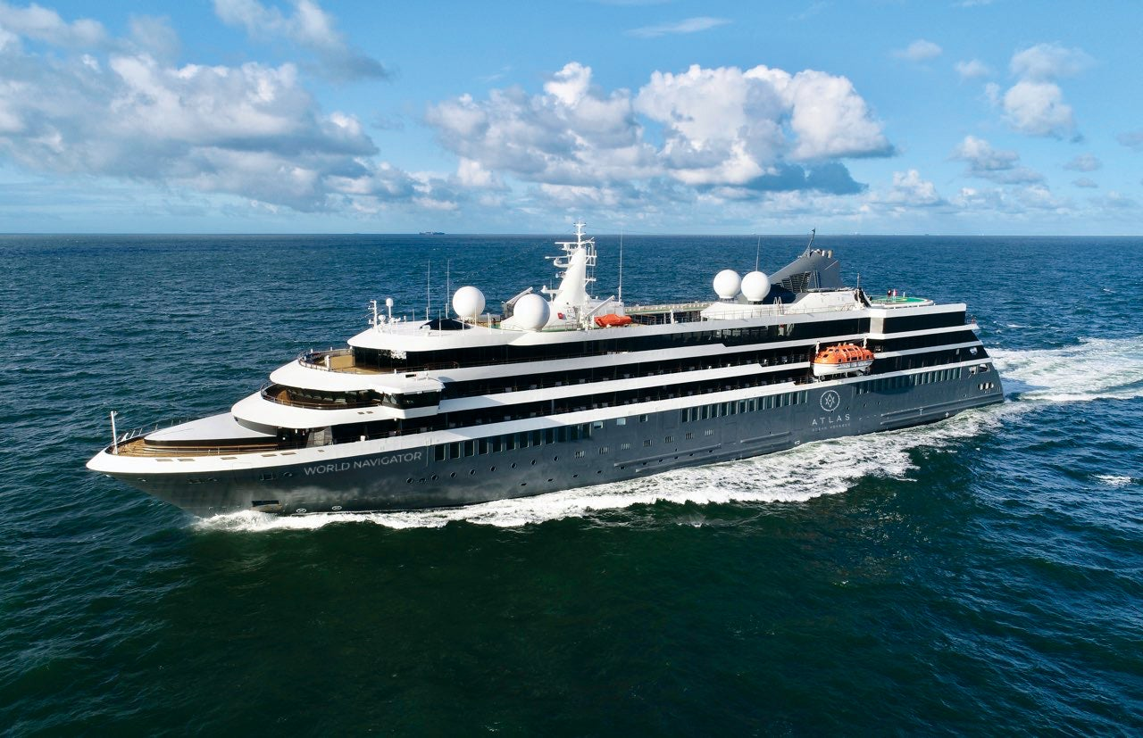 The first new luxury cruise line in more than a decade debuts today - The Points Guy