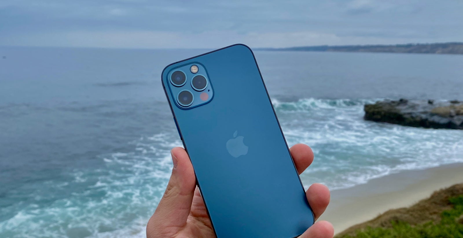 Review: I spent 48 hours with the new iPhone 12 Pro