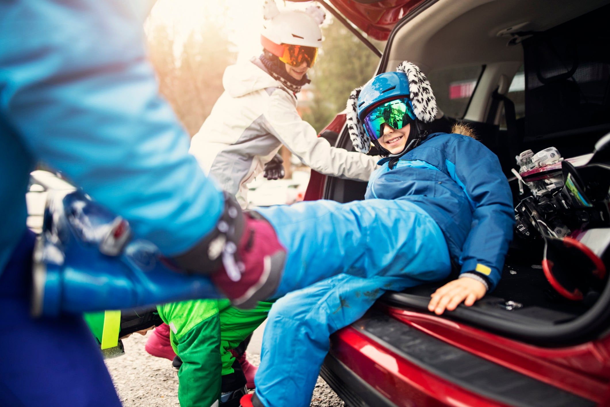Everything you need to know about packing for a ski trip
