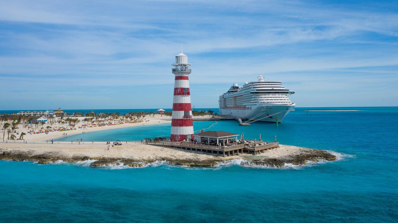 TPG Editor's Choice Award for best new cruise destination: MSC Cruises' Ocean Cay