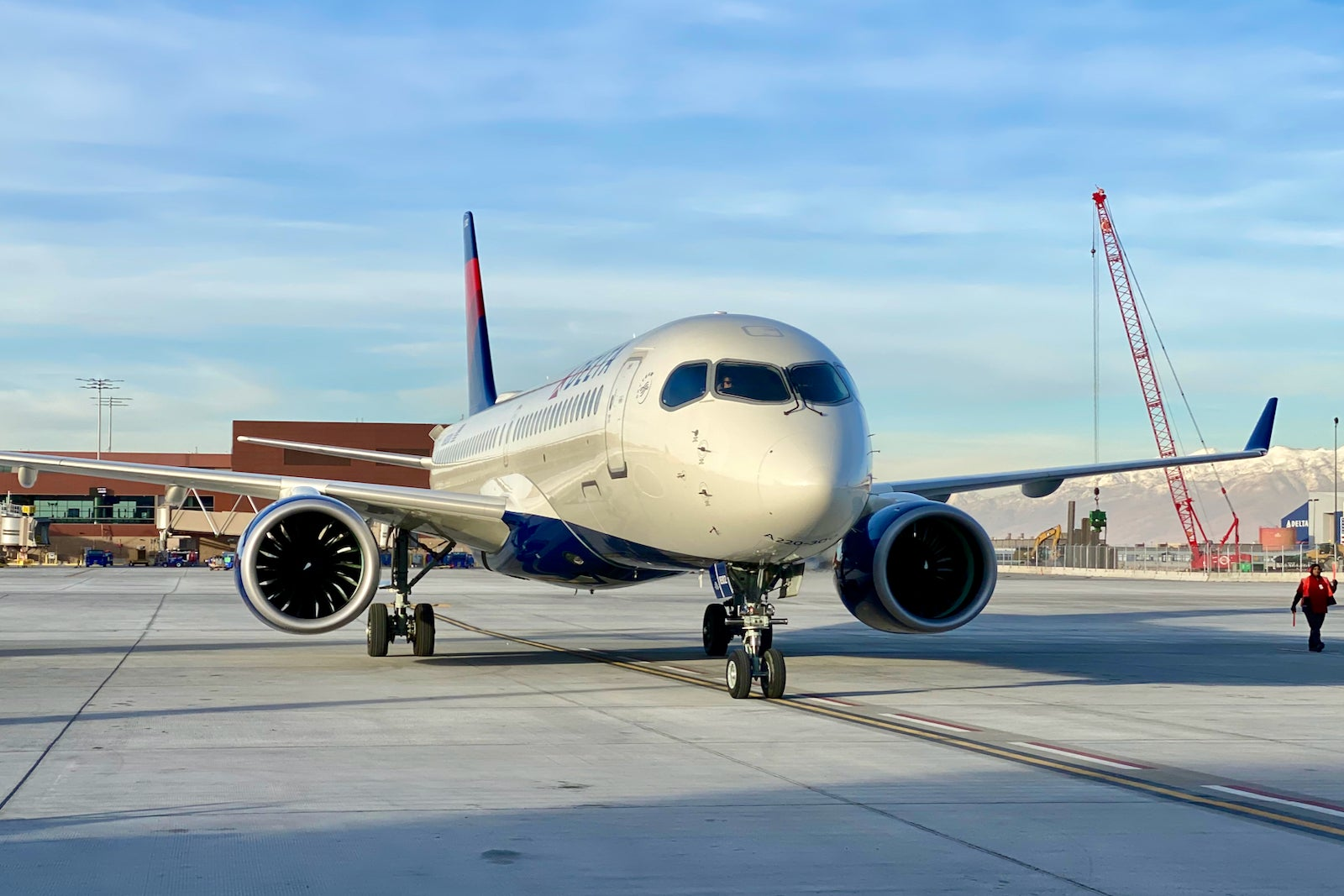Here's why you'll love Delta's brand-new Airbus A220-300