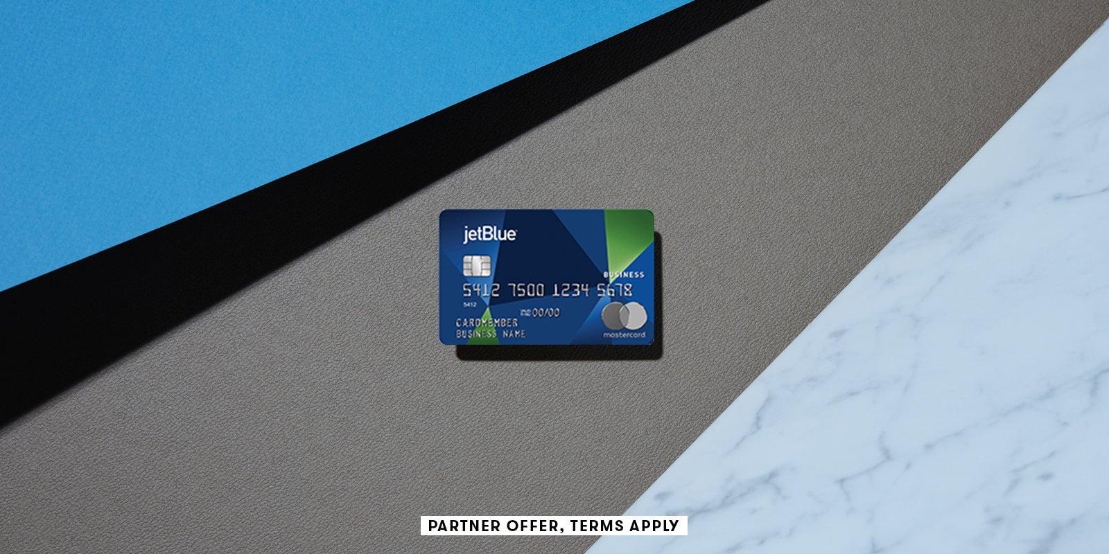 100k signup bonus free employee cards jetblue business