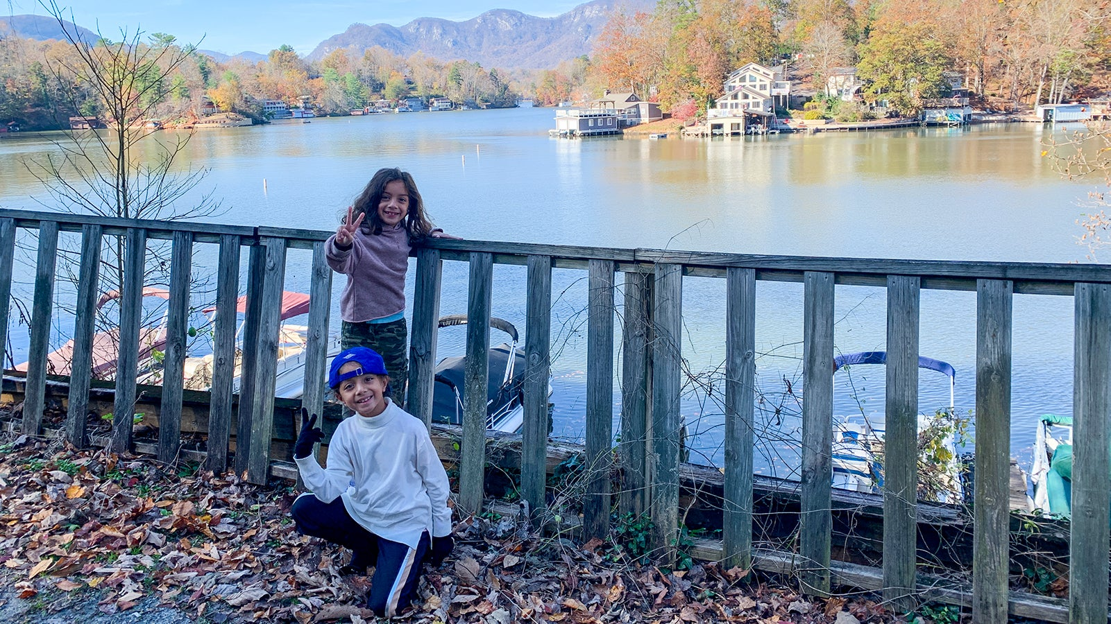 Our first family trip during the pandemic: An escape to mountains in North Carolina
