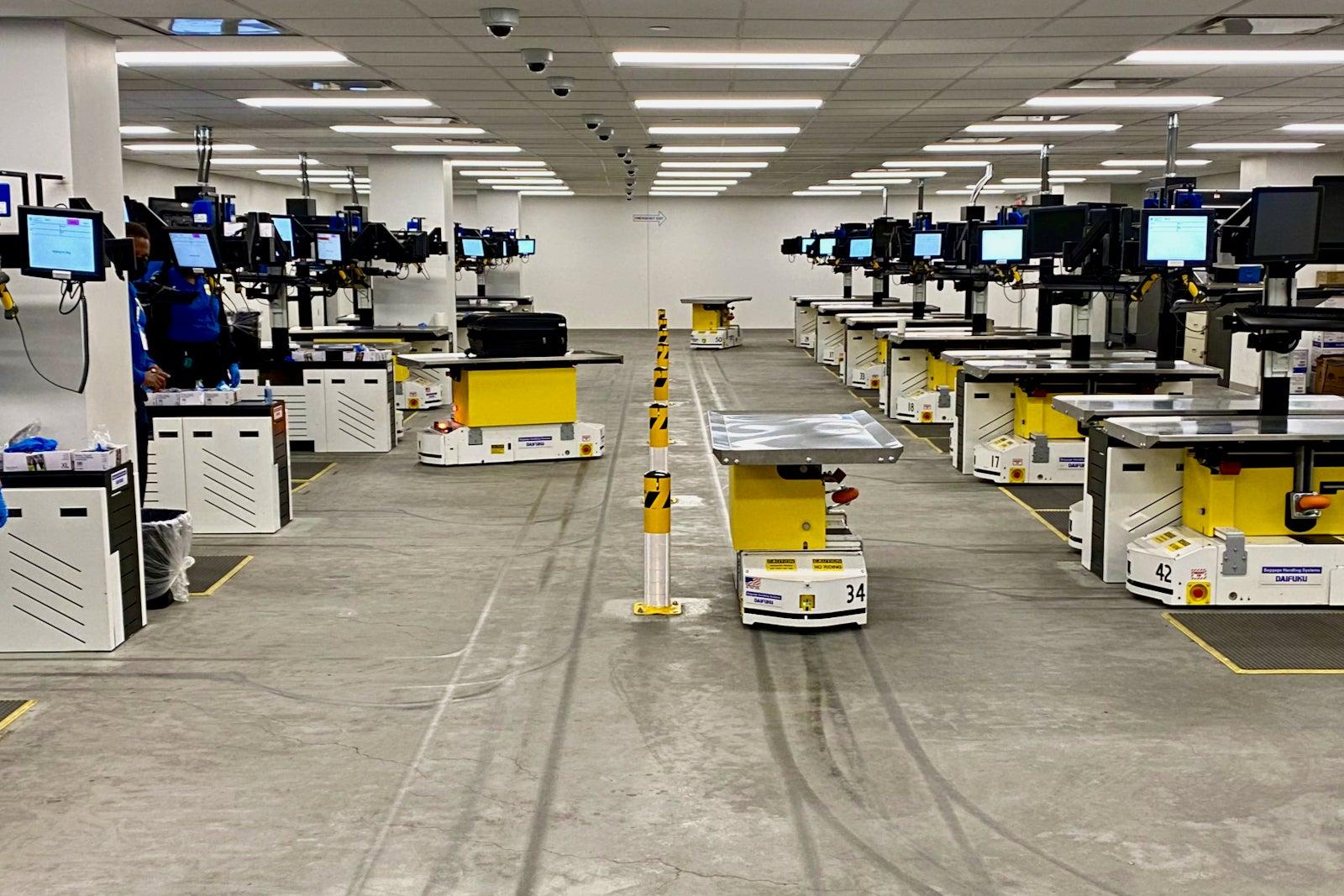 Automated payout machines betting terminals at laguardia dacil bettinger