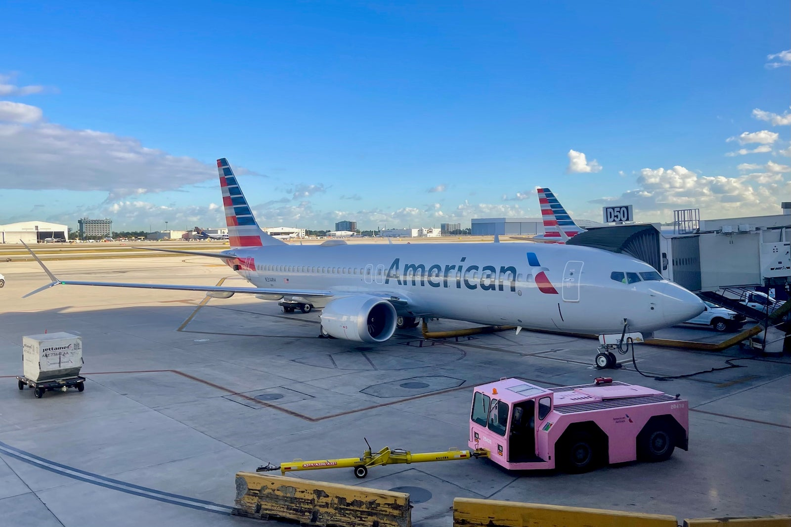 American Airlines will ban emotional support animals