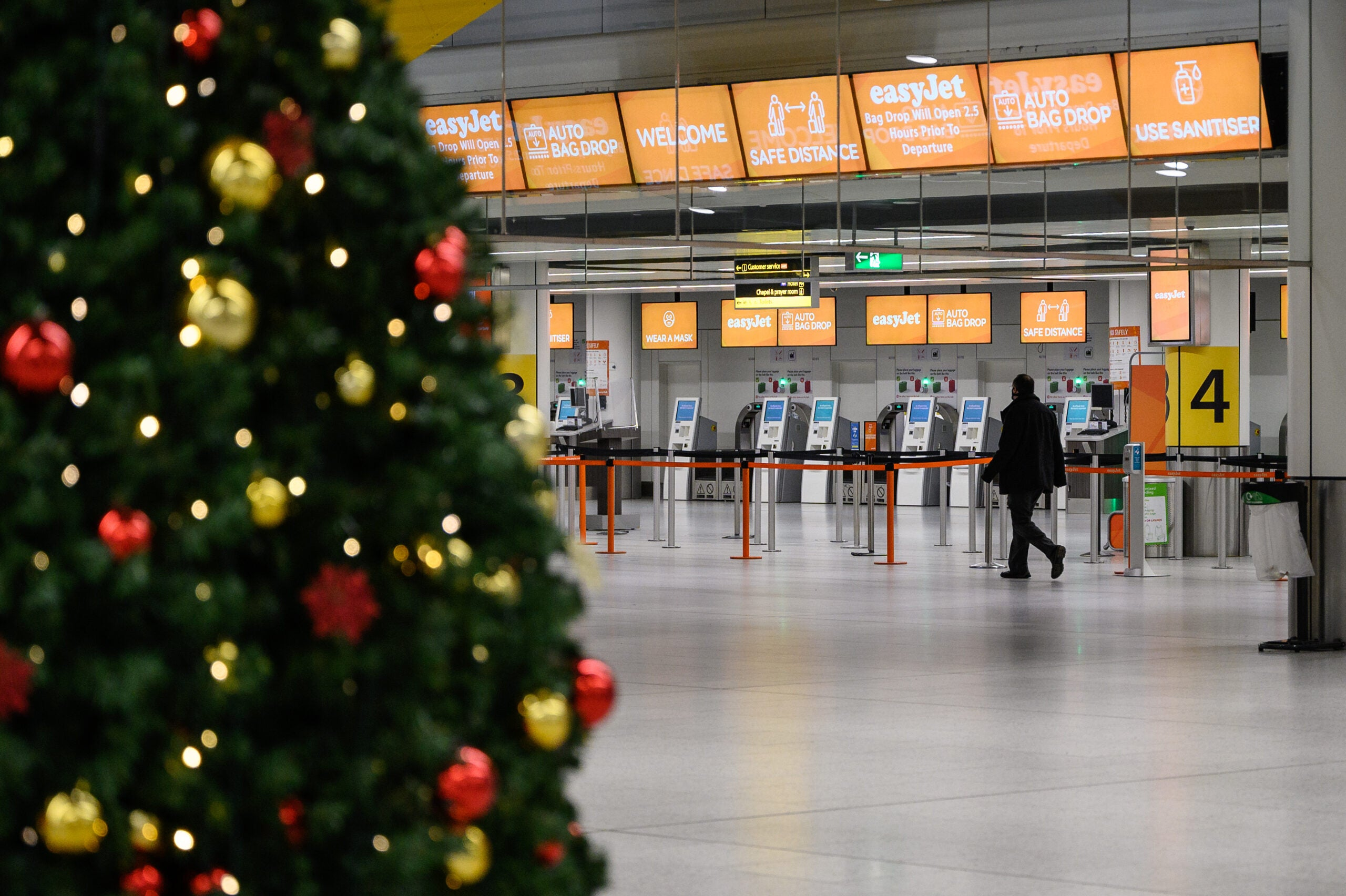 Flying over the holidays? Here's everything you need to know before taking off