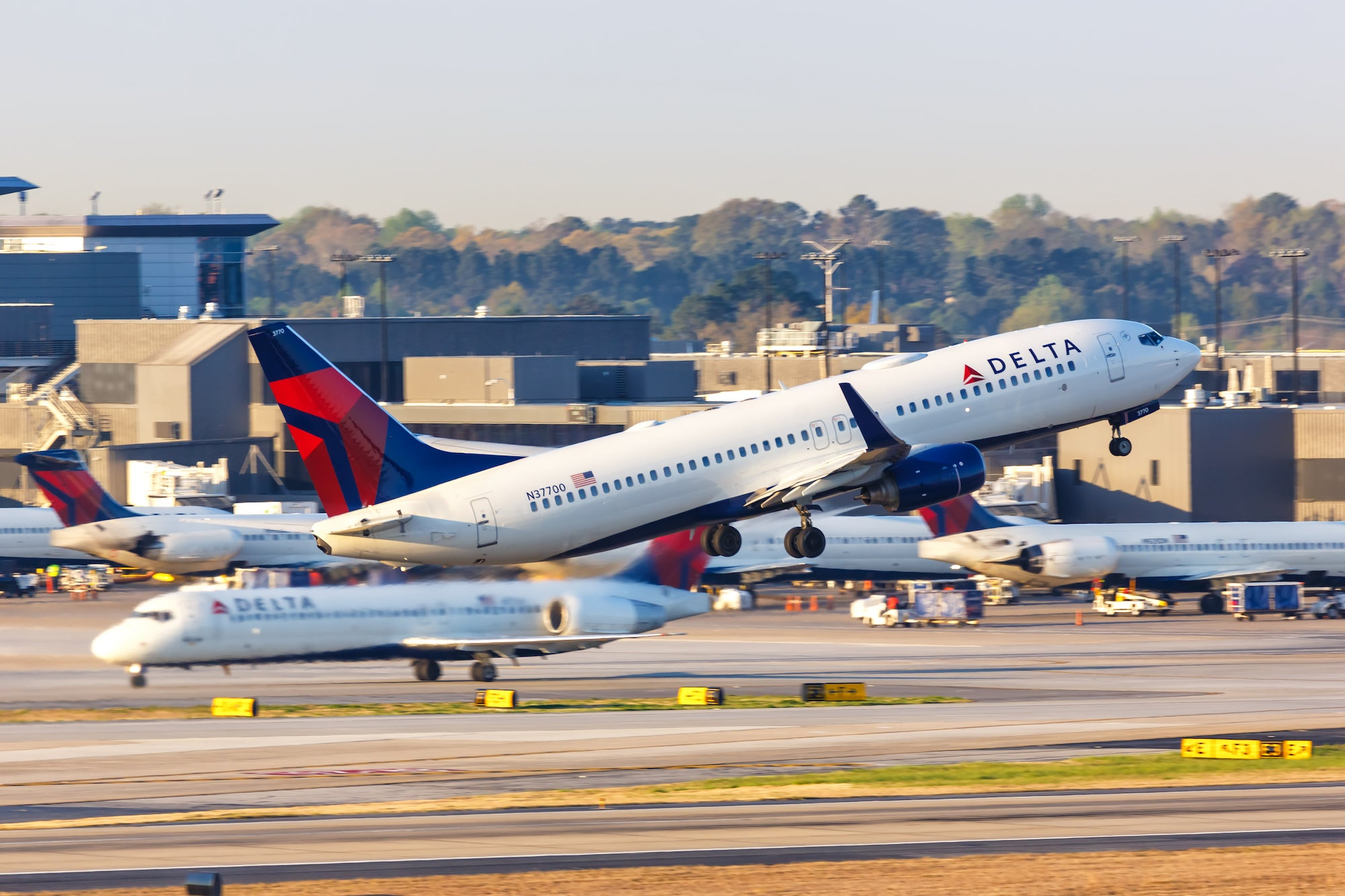 Delta charges into leisure markets with latest route shakeup