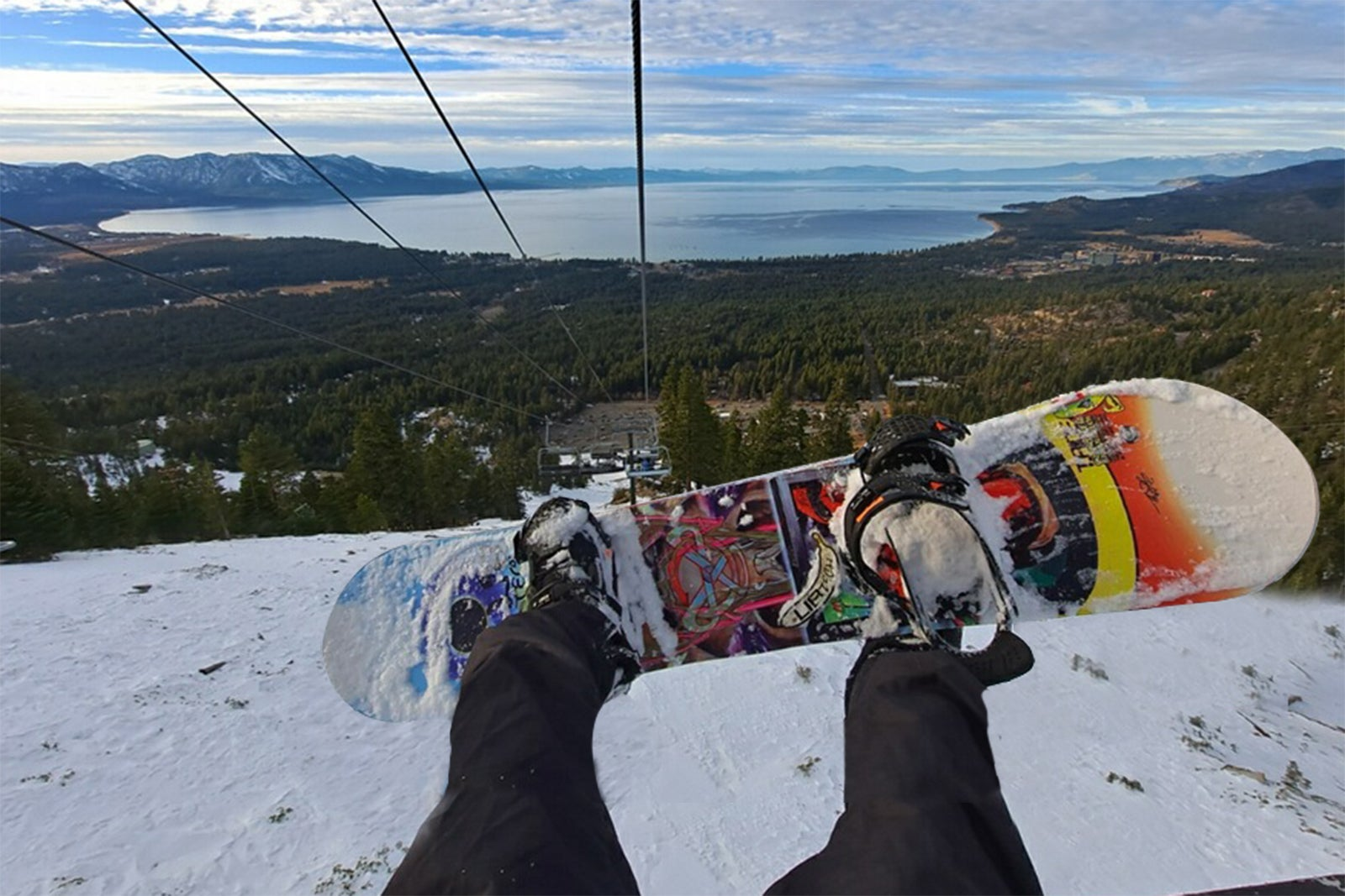 Lake Tahoe bans most visitors -- What it could mean to your ski trip
