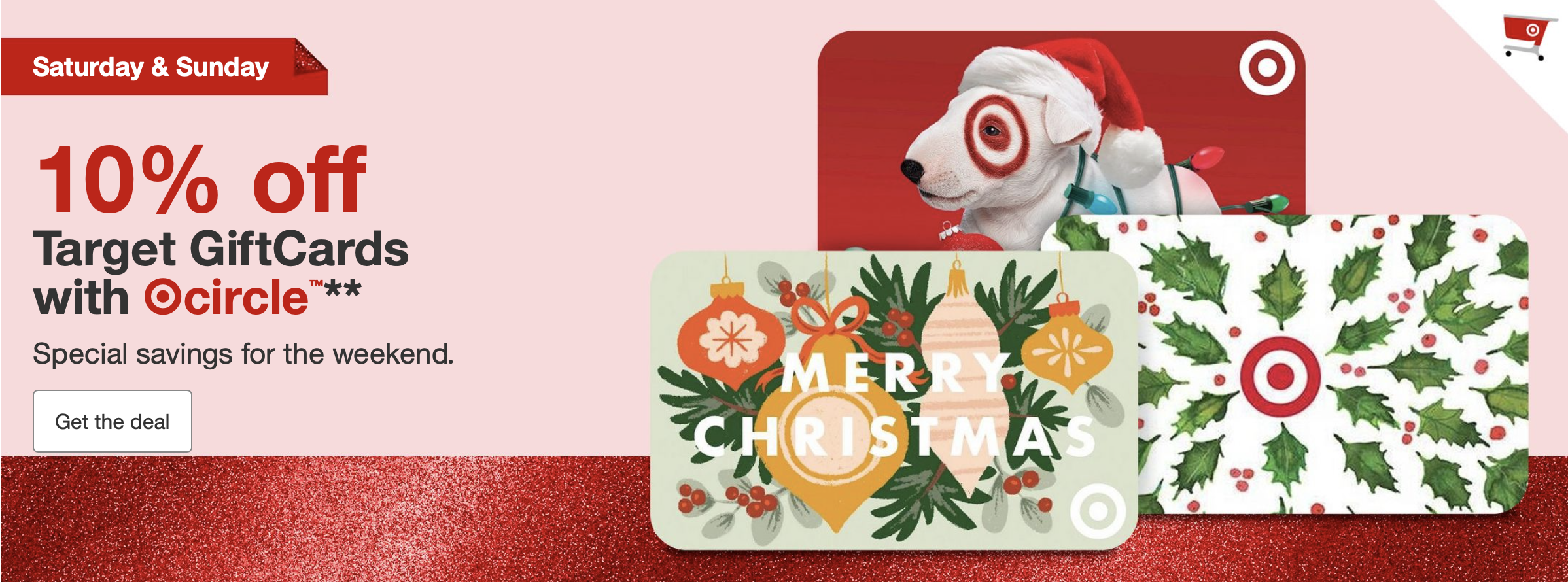 Target S Big Annual Gift Card Sale Is Today