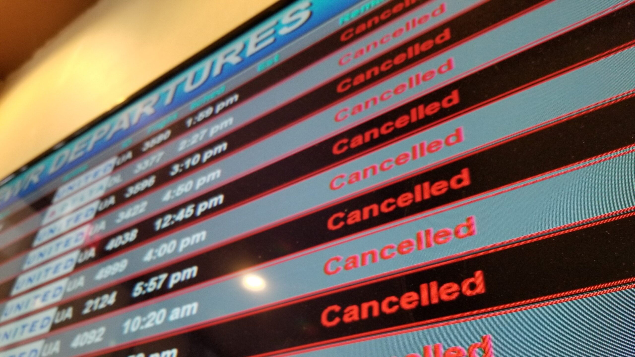 'Why I'm canceling trips now after traveling the last several months'