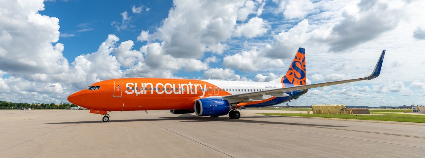 Sun Country adds 9 new cities in 16-route expansion - The Points Guy