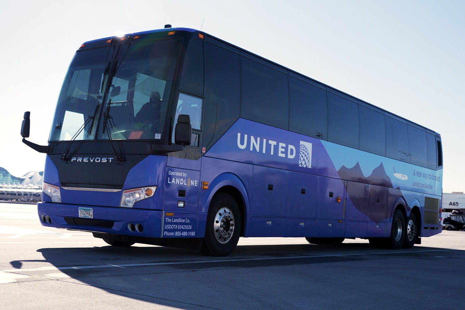 United adds one-stop bus service to 2 Colorado destinations