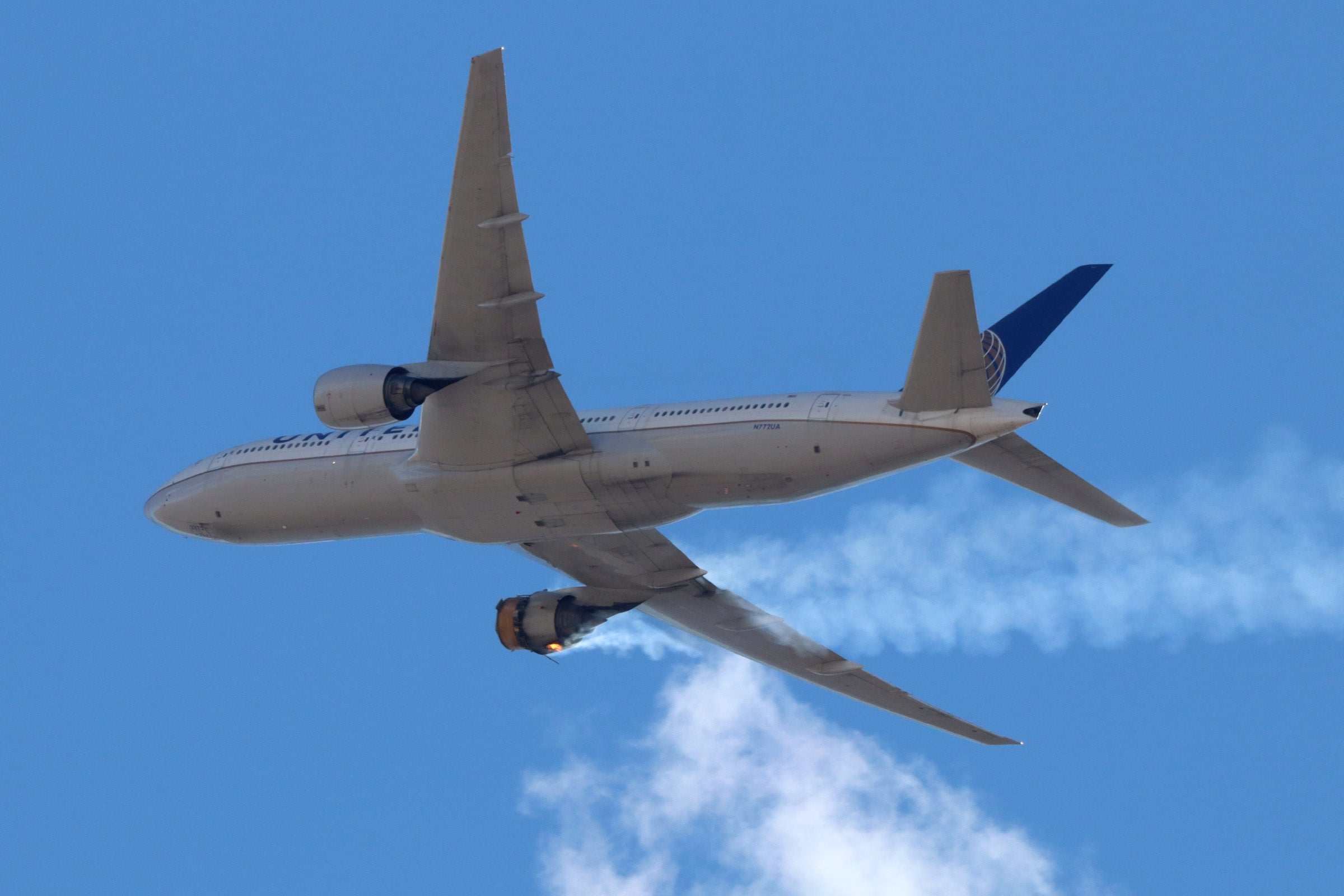 FAA issues airworthiness directive following United engine failure