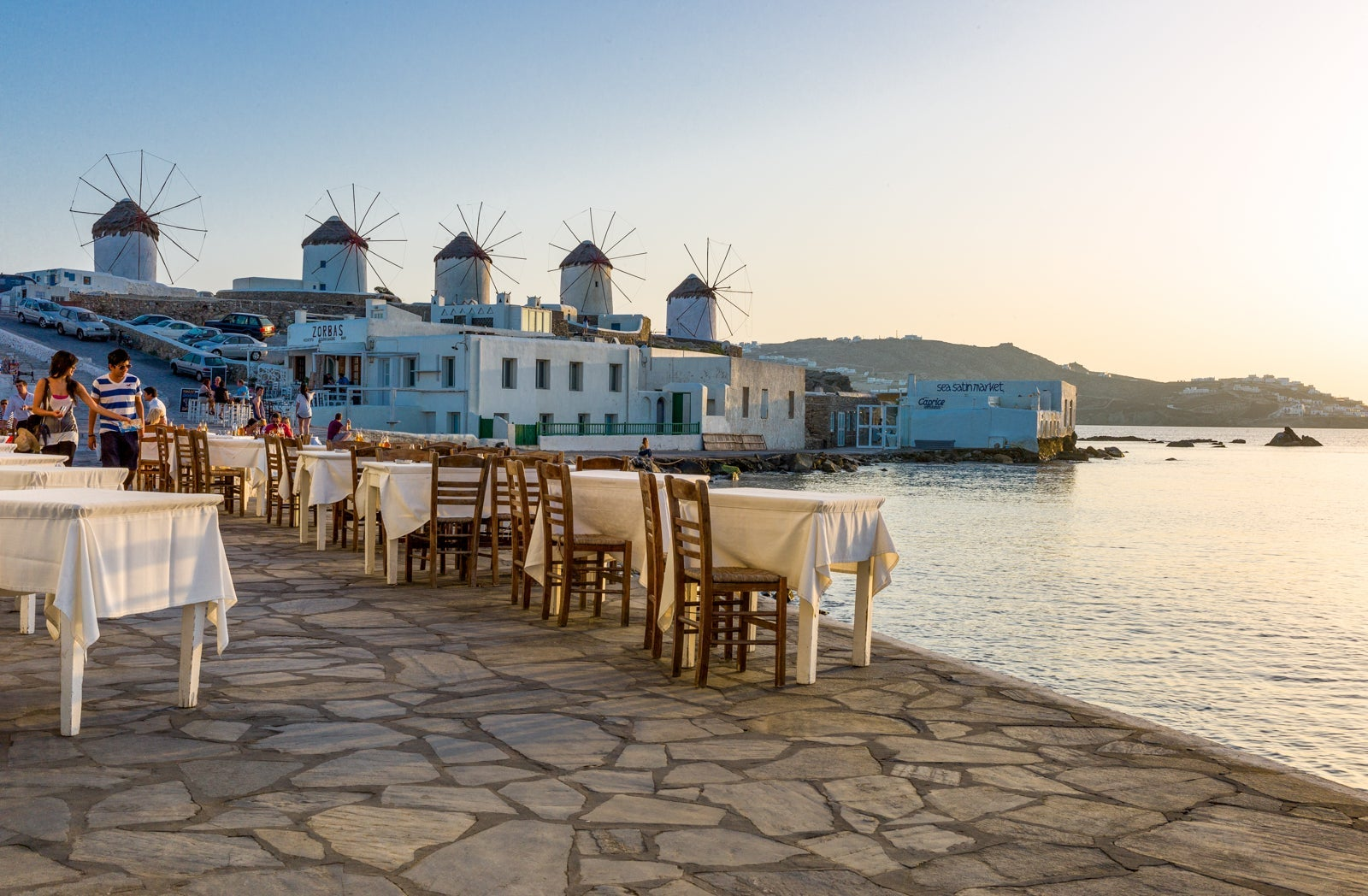 Everything you need to know about planning a vacation in Mykonos
