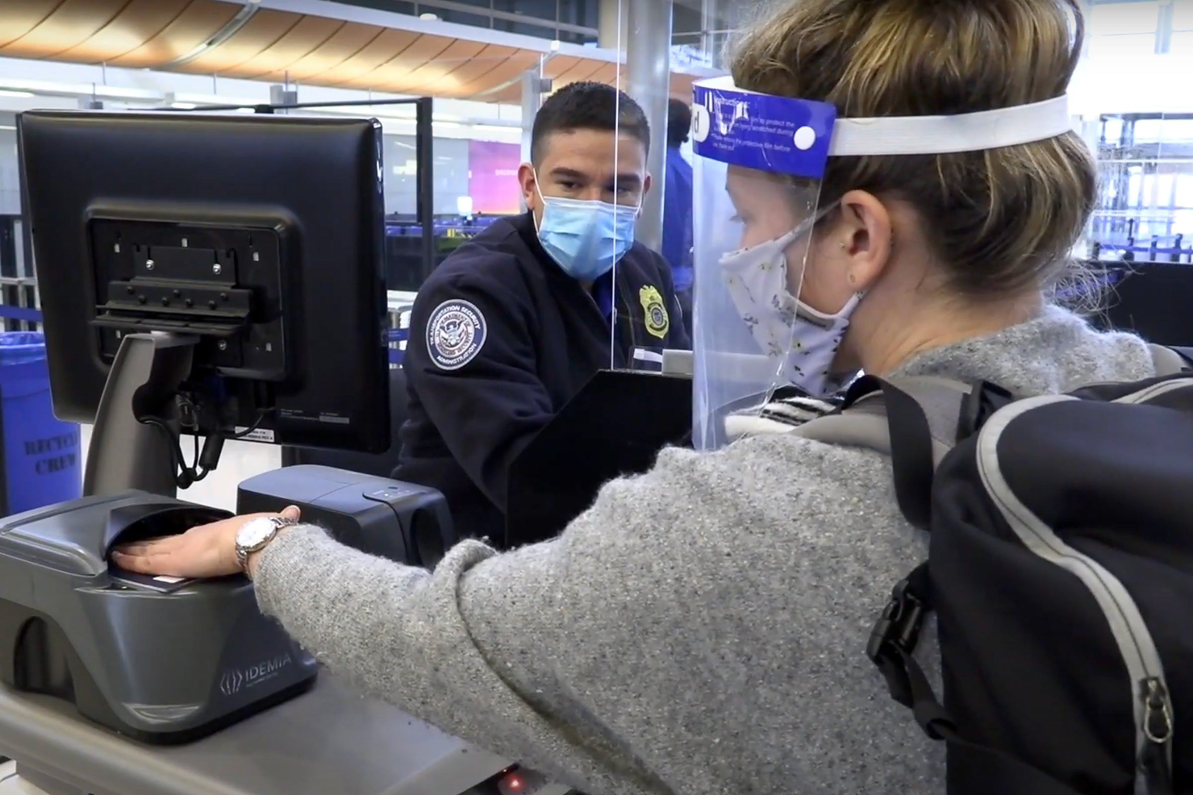 12 crazy forms of identification that will get you through airport security