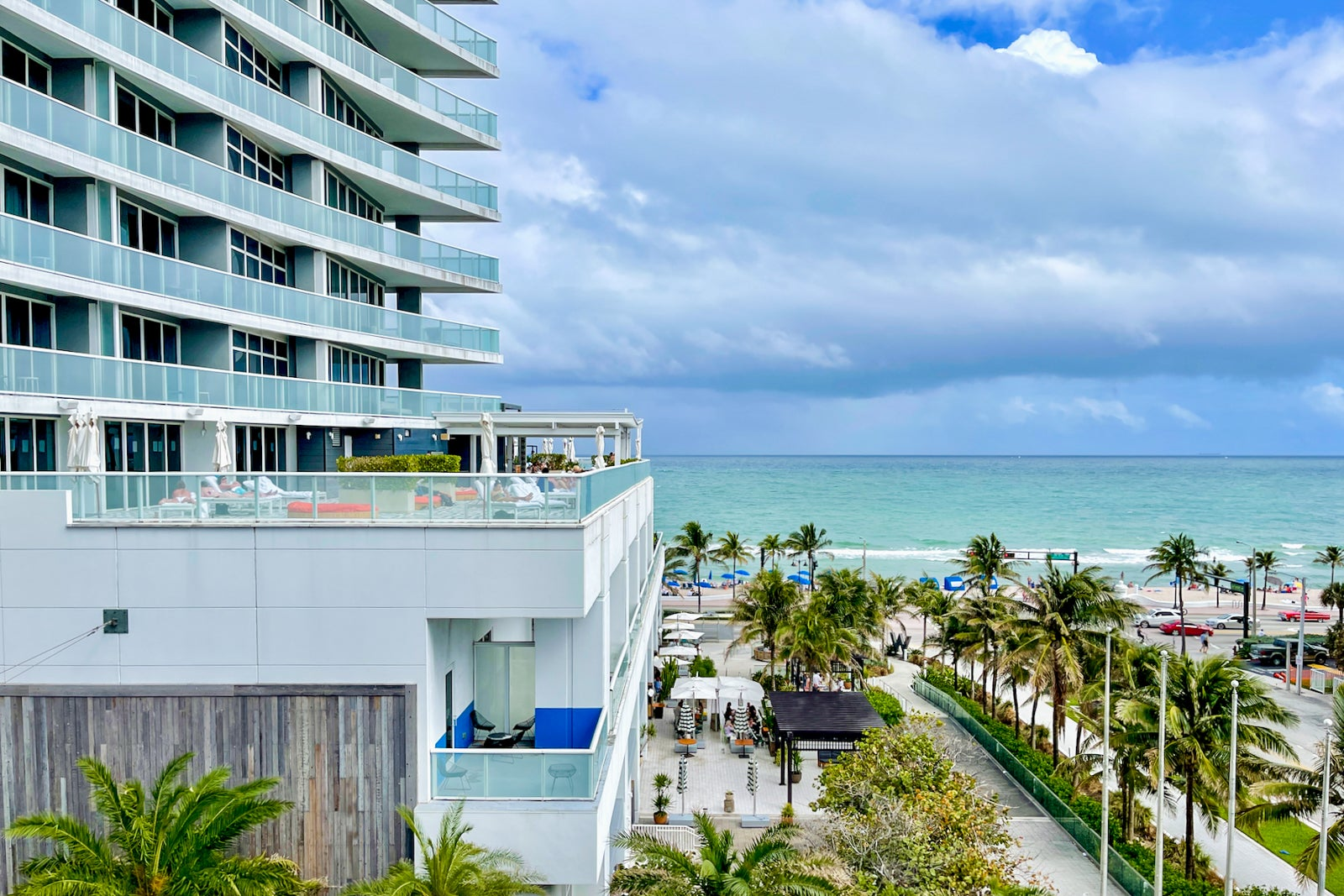 Stylish beachfront getaway: A review of the W Fort Lauderdale