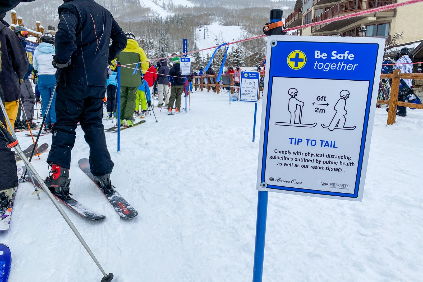 Back to basics: 6 changes I hope ski resorts keep after the pandemic melts away