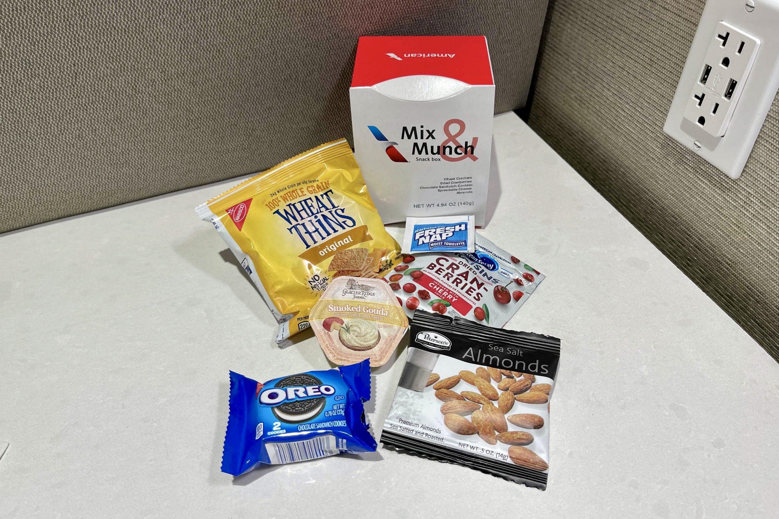 AA Snack Box