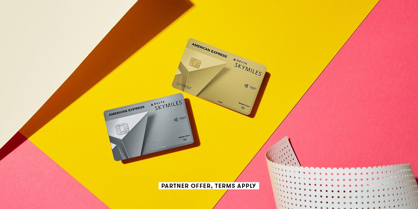 Which Delta Amex card should you get? Delta Gold vs. Delta Platinum
