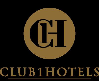 Club 1 Hotels logo