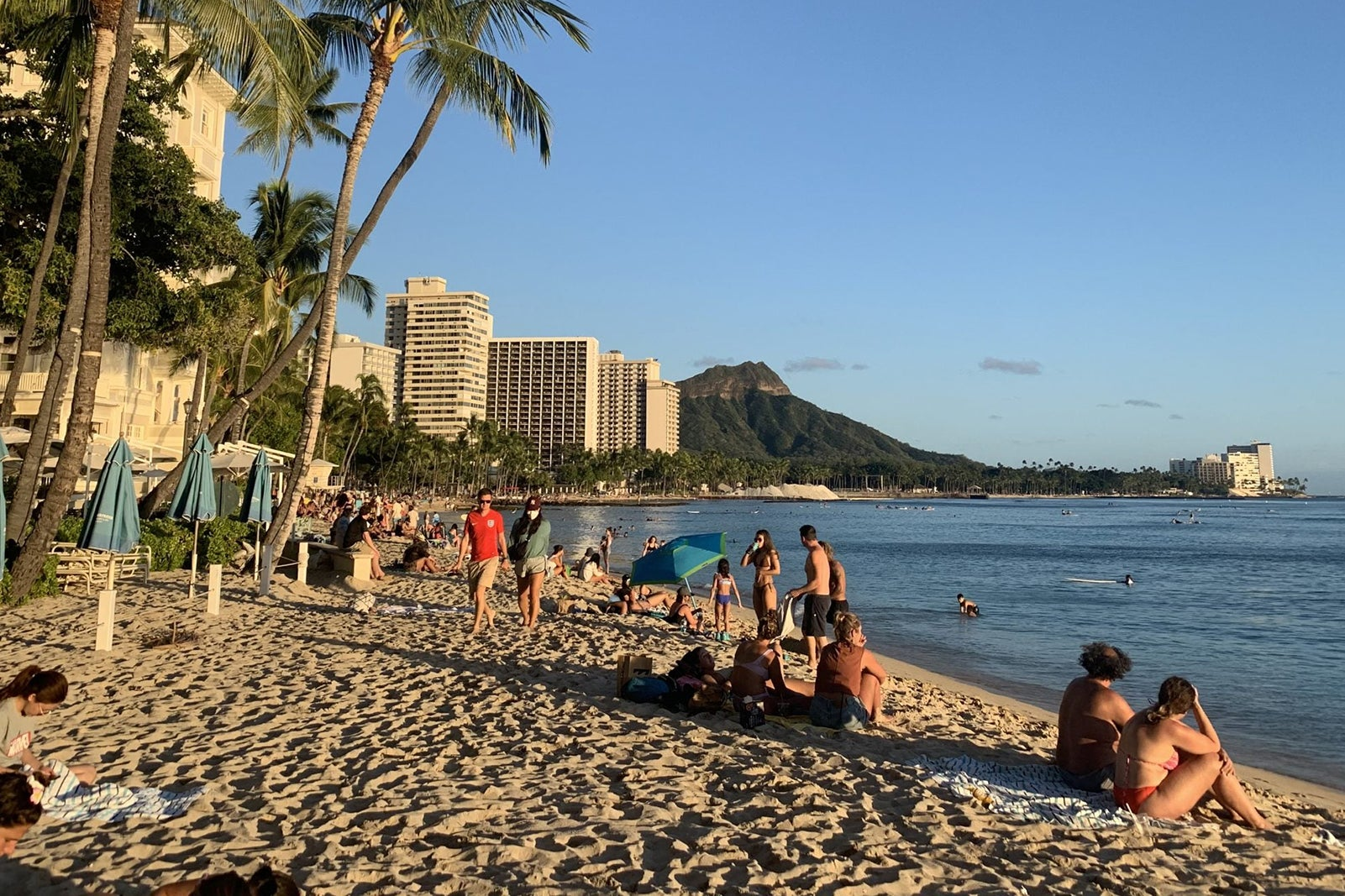 Fair warning, Hawaii is packed again with tourists