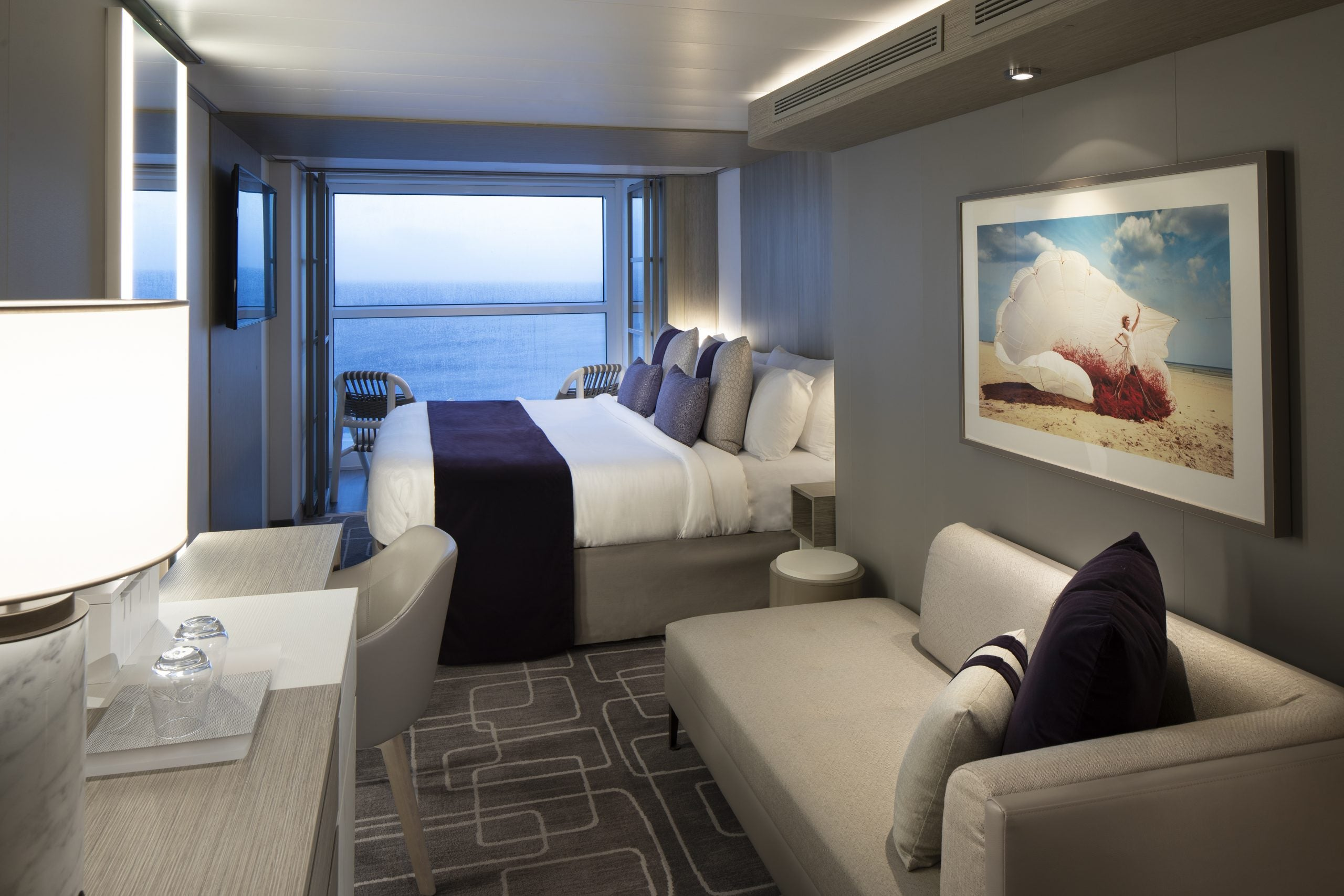 5 reasons to turn down a cruise ship cabin upgrade
