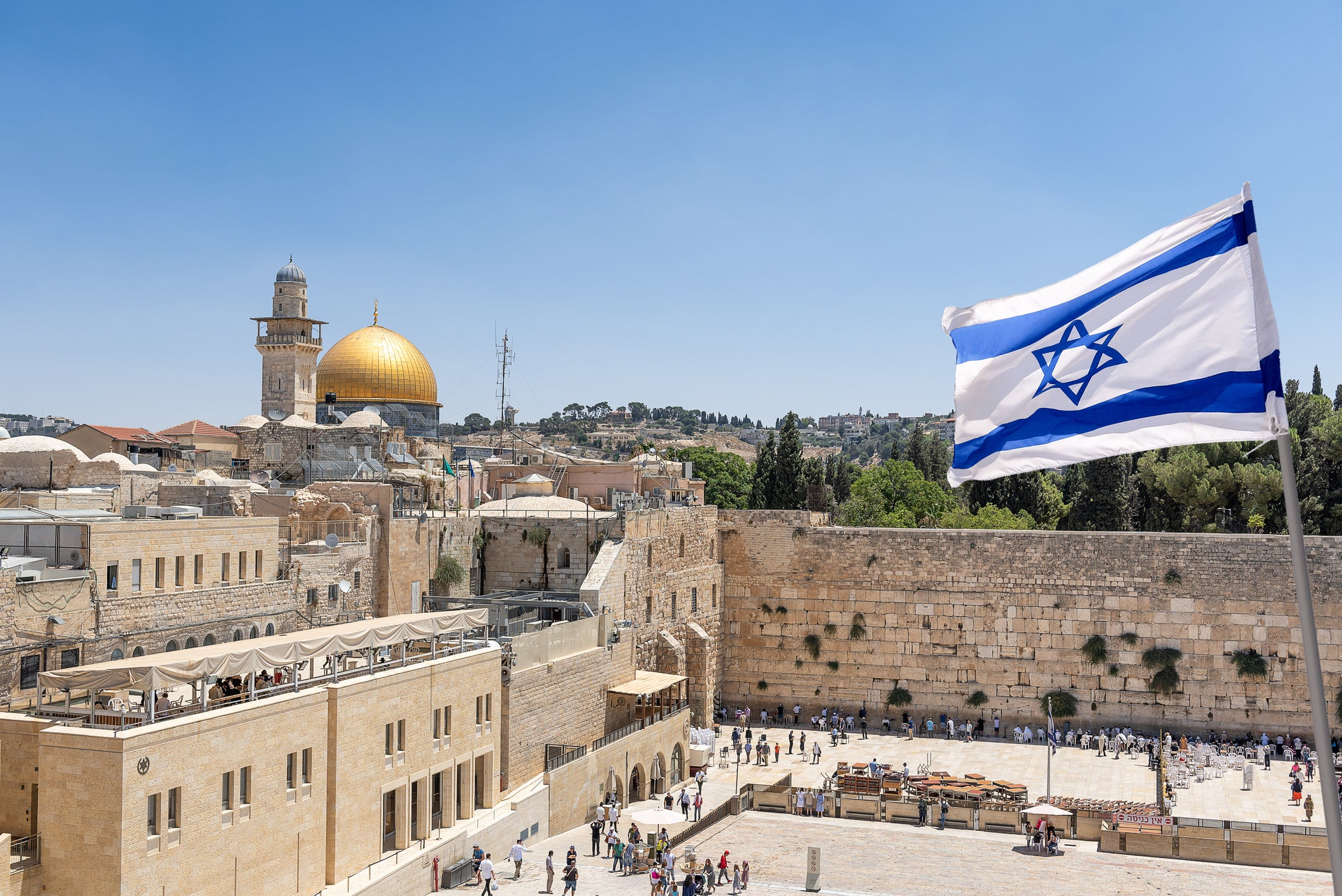 Vaccinated? Here's how to get to Israel using points and miles - The Points Guy