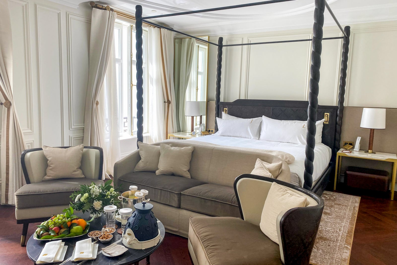What it's like to stay at Madrid's most luxurious new hotel - The Points Guy UK