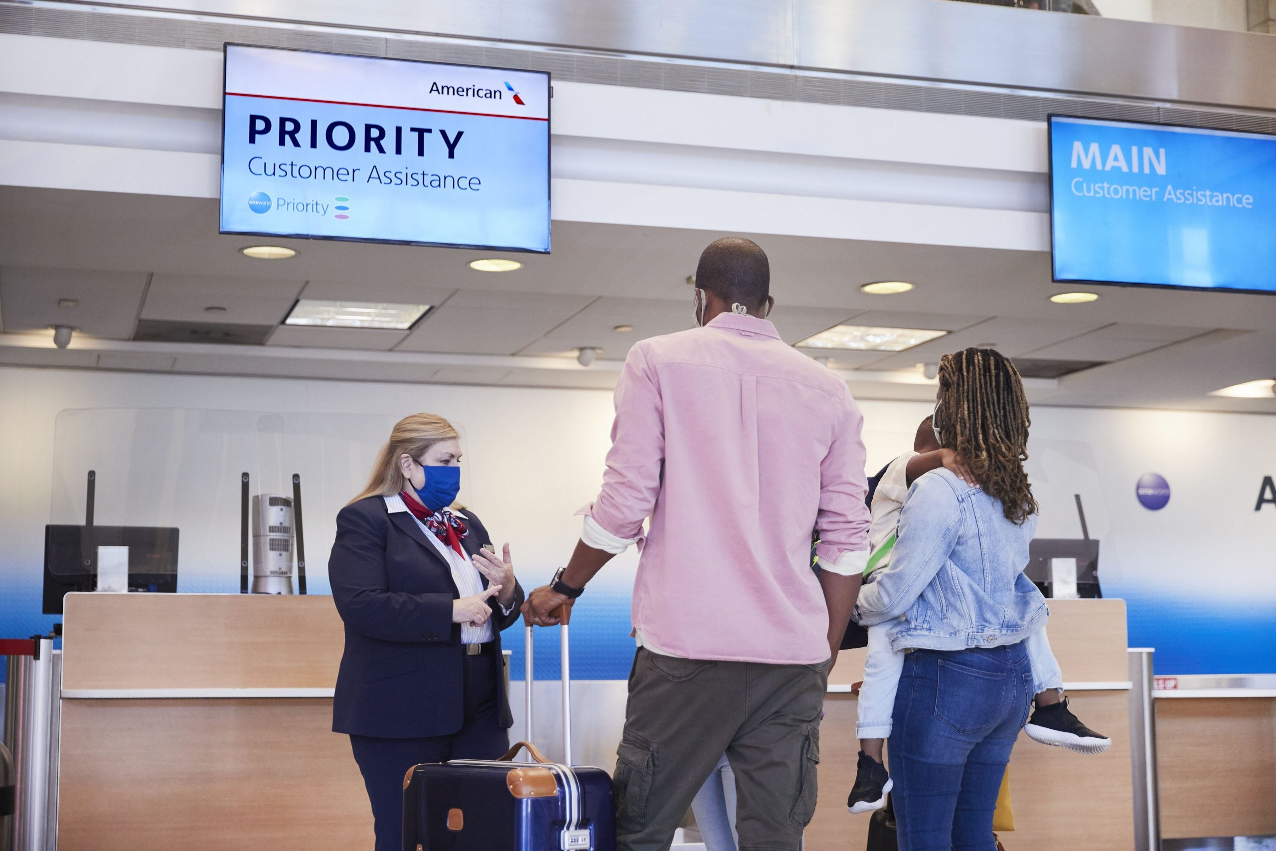 Last resort: Stuck on hold trying to reach your airline? Head to the airport.